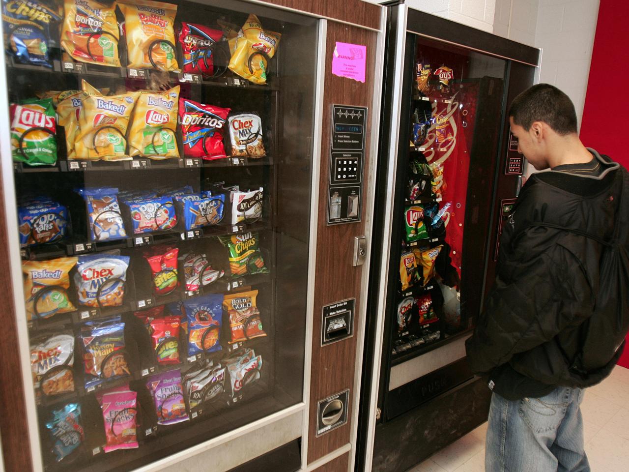Usda Replacing Junk Food In Schools With Quot Smart Snacks