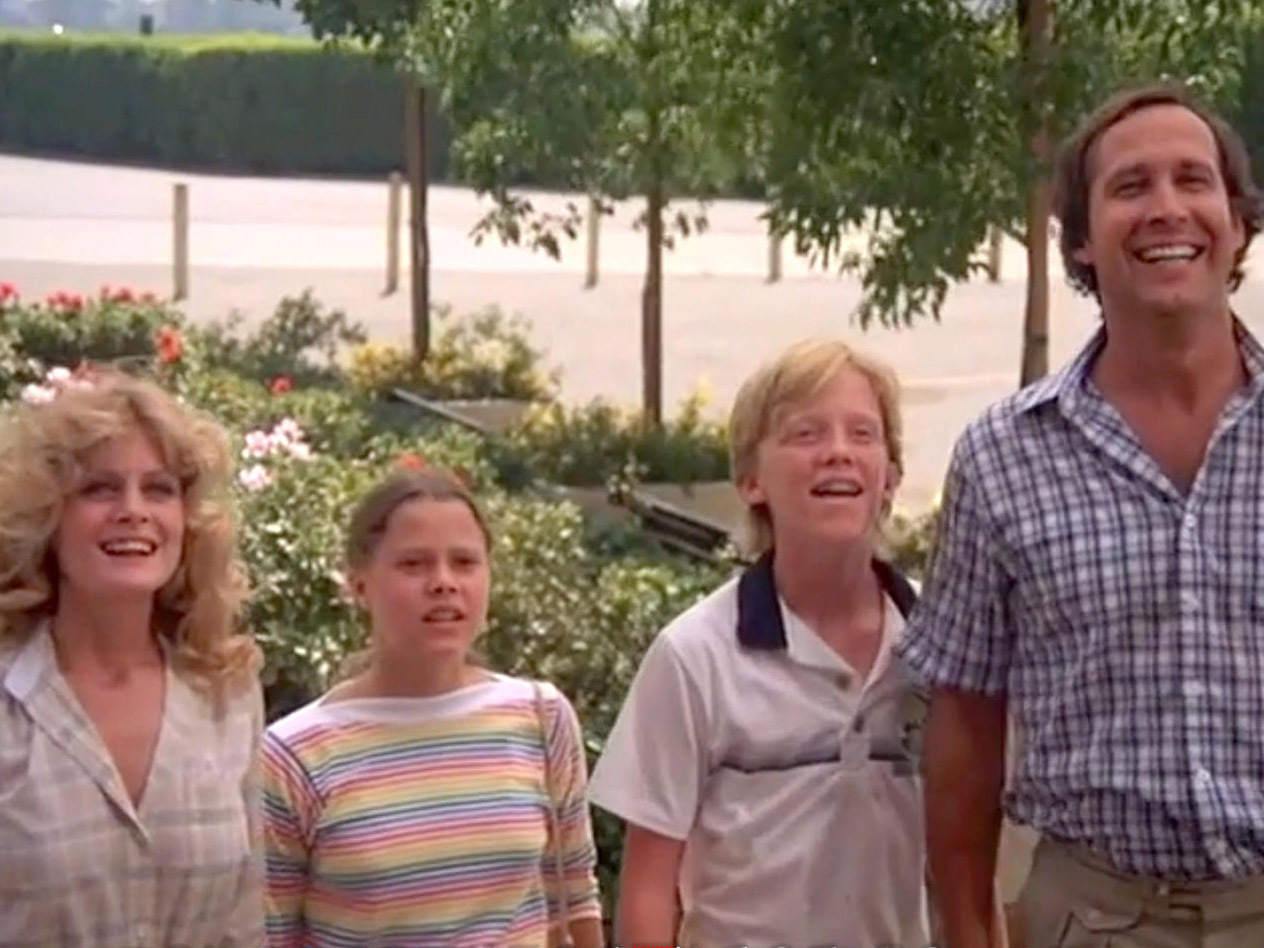 National Lampoon Family Vacation Movie