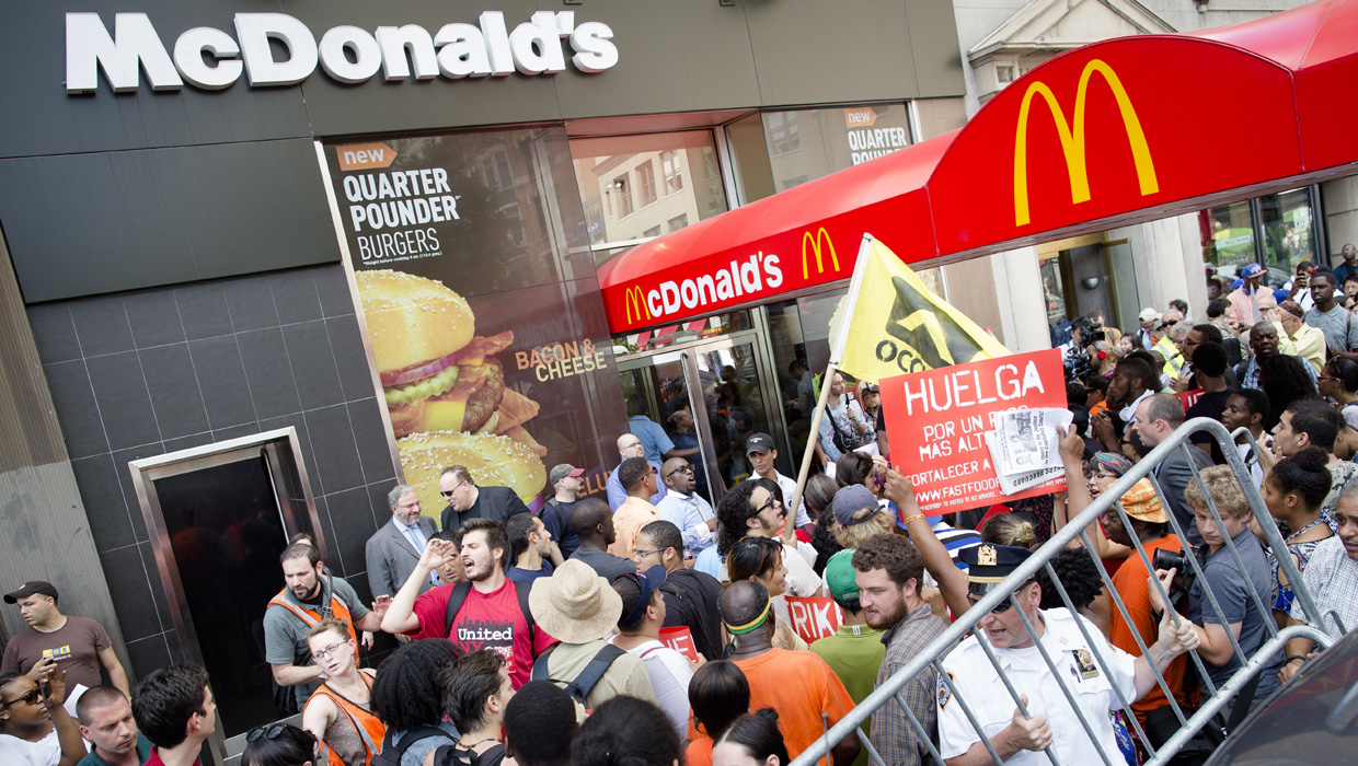 History Of Fast Food On College Campuses