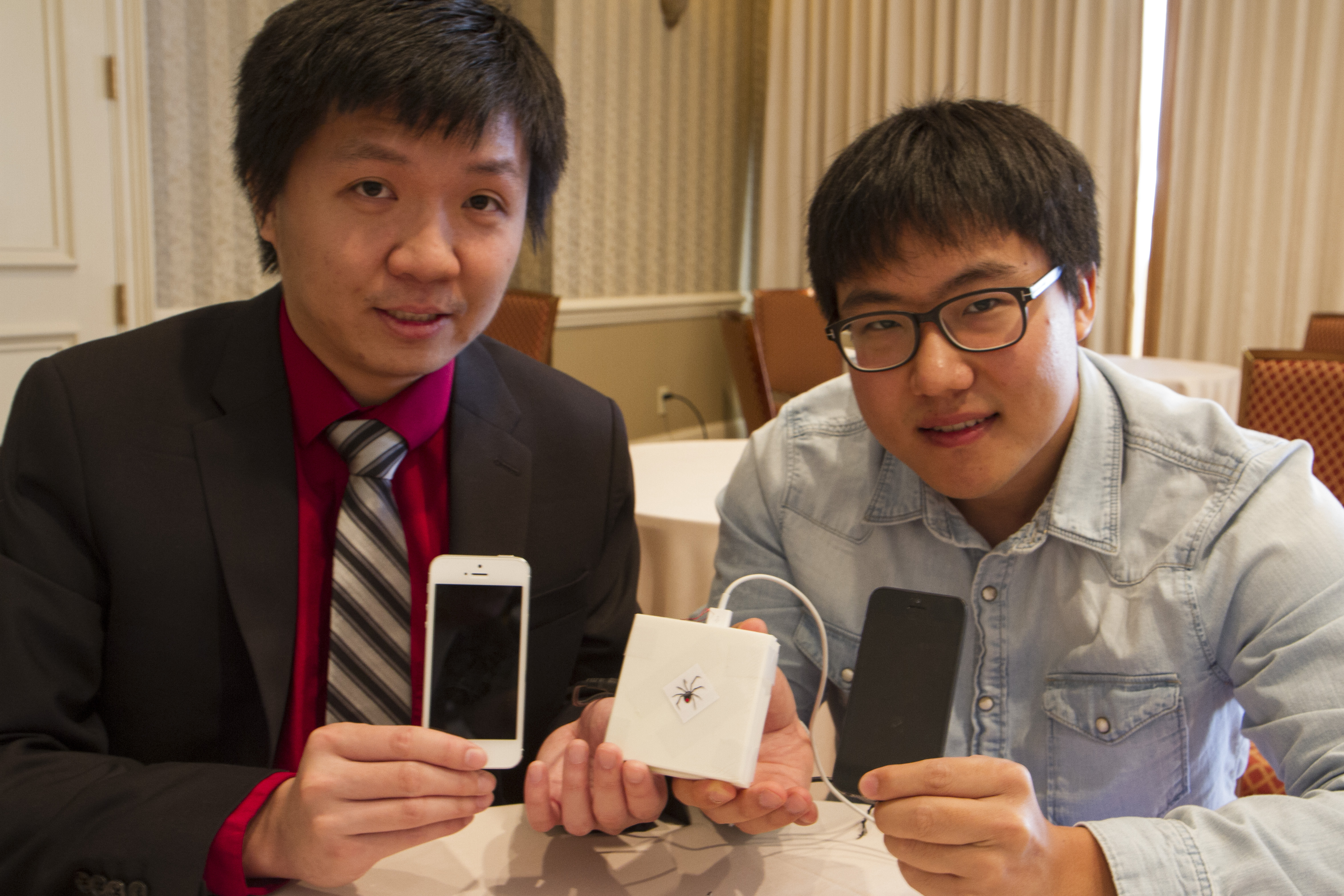 Hacked iPhone chargers could let snoops spy on devices ...