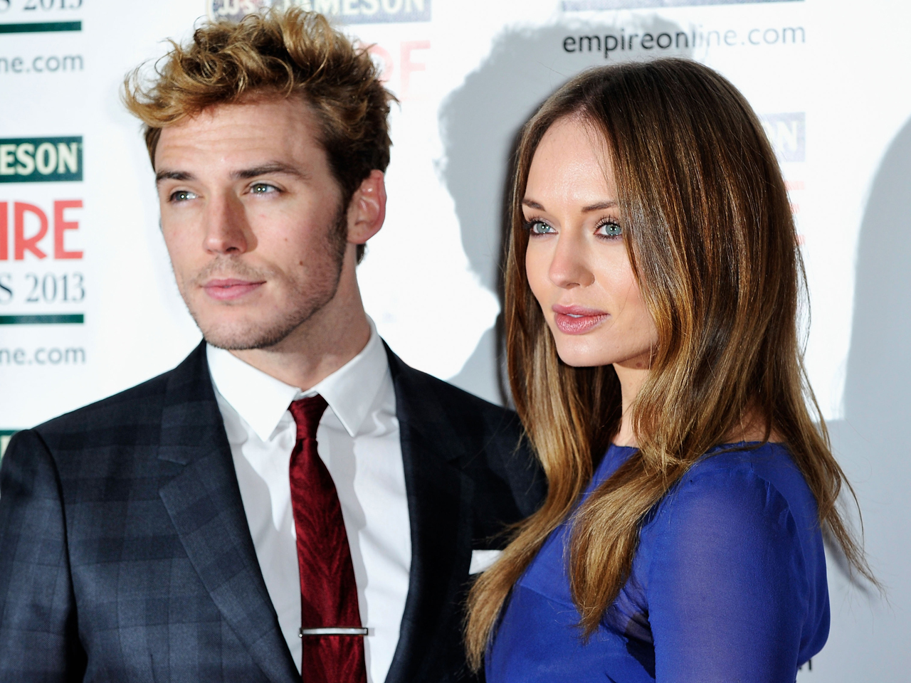 "Sam Claflin, ""The Hunger Games: Catching Fire"" star ..."