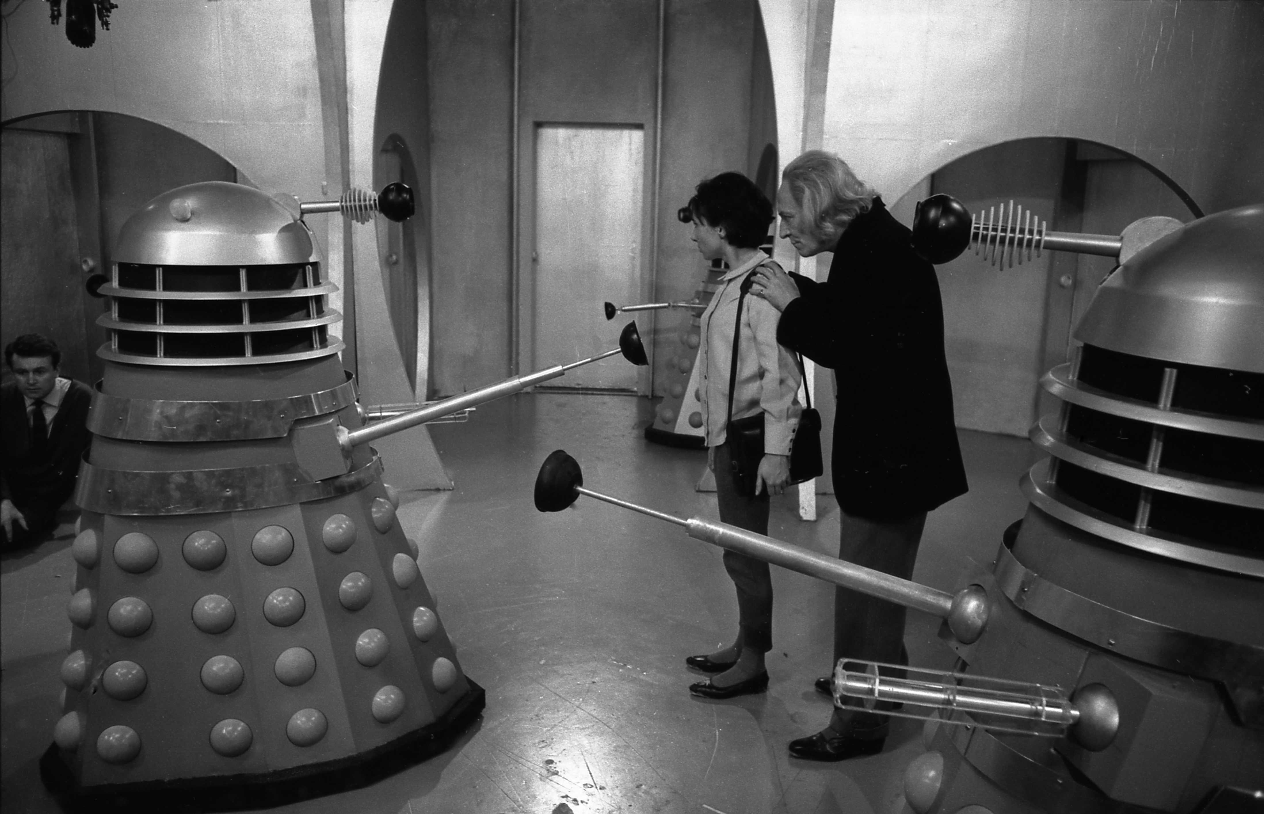 The third doctor doctor who through the years - Doctor who dalek pics ...