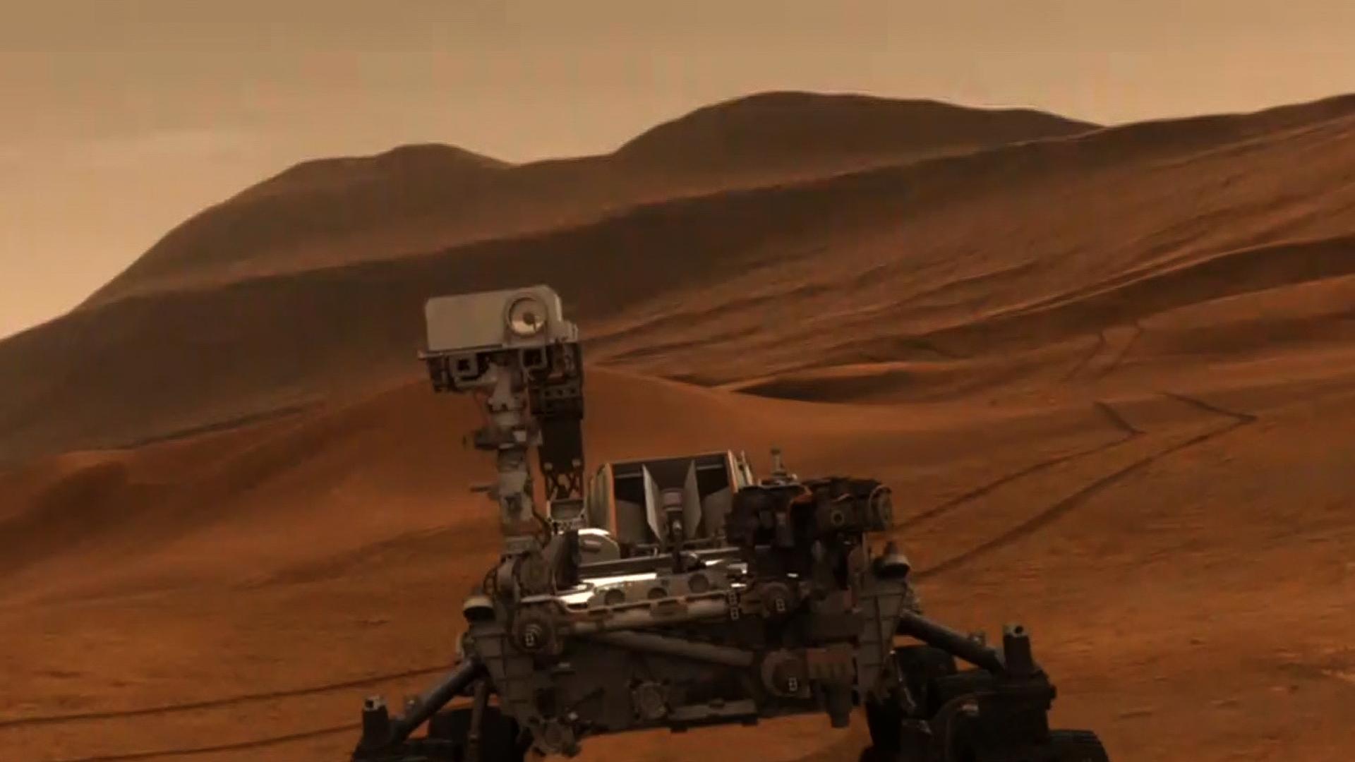 Mars rover Curiosity completes first autonomous mission ...