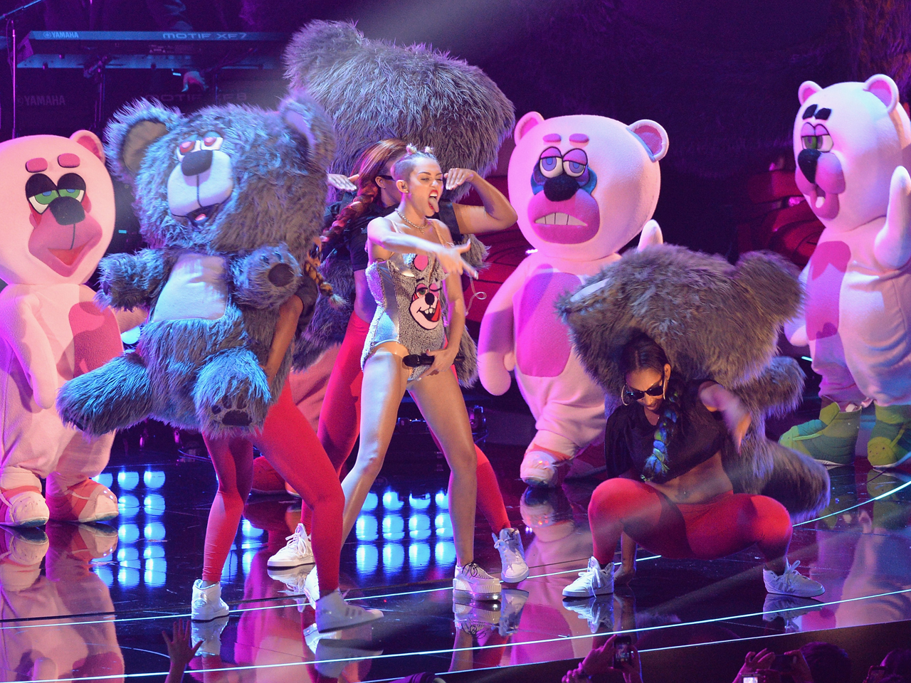 MTV Video Music Awards: Vote for the Most Iconic Performance in the History of the Award Show