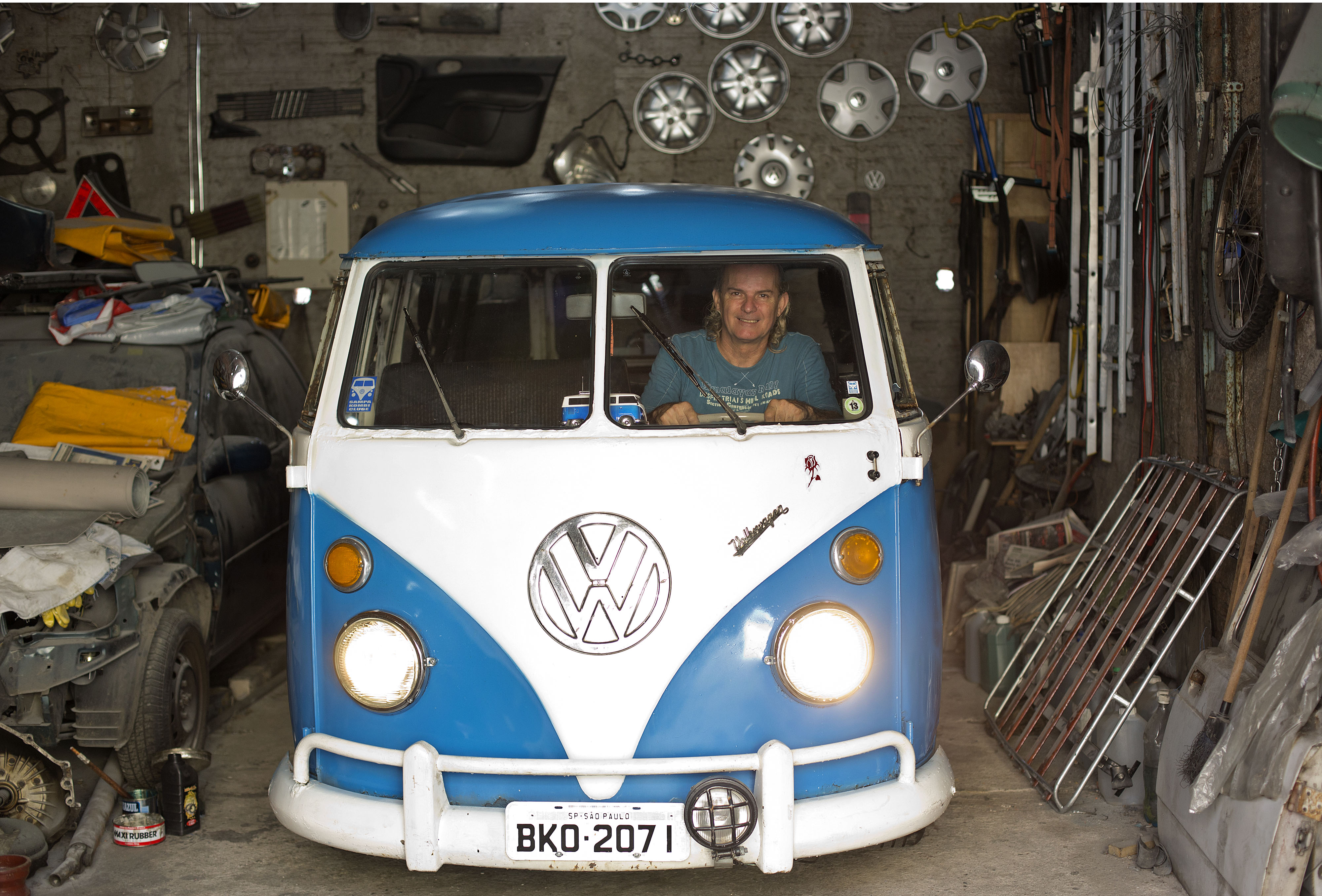 End of the road for the VW bus - Photo 1 - Pictures - CBS News