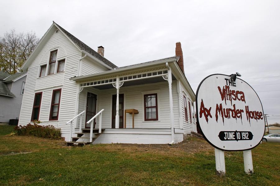 Axe Murders Of Villisca House Tour