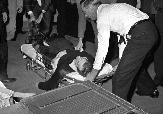 an essay on the assassination of john fitzgerald kennedy and lee harvey oswald Research essay sample on lee harvey oswald john f kennedy custom essay writing president kennedy bullet assassination.