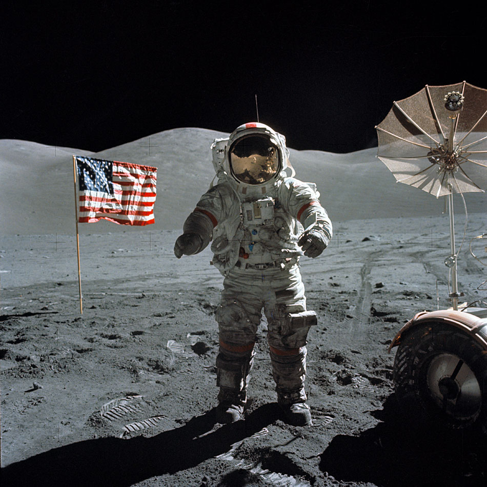 Apollo 17 - Last trip to the moon - Pictures - CBS News