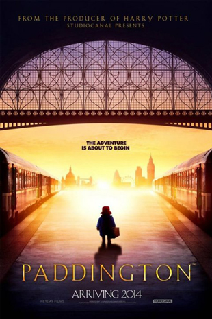 paddington poster Movies To See In 2014