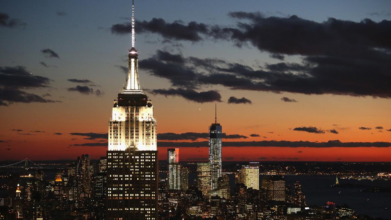 Empire State Building: The Empire State Building Turns 85