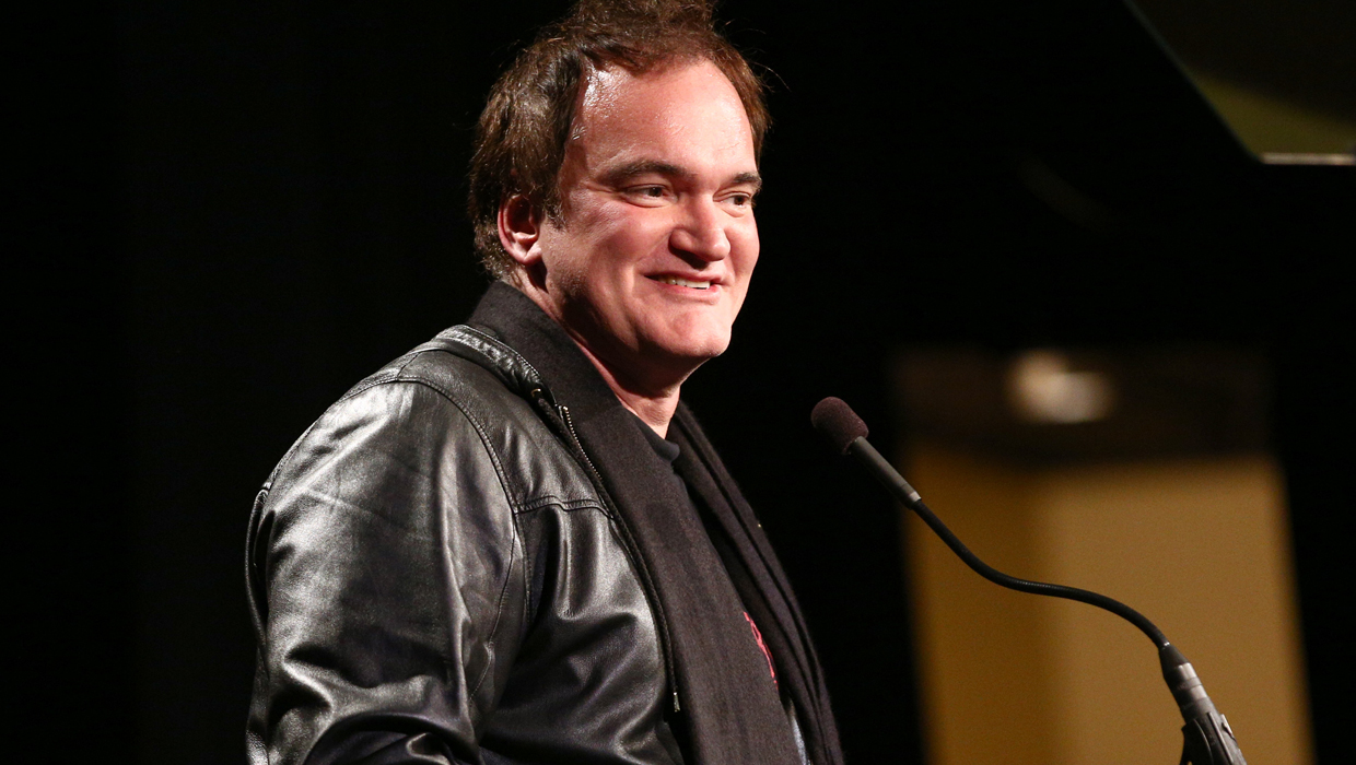 Method Writing: Interview with Quentin Tarantino
