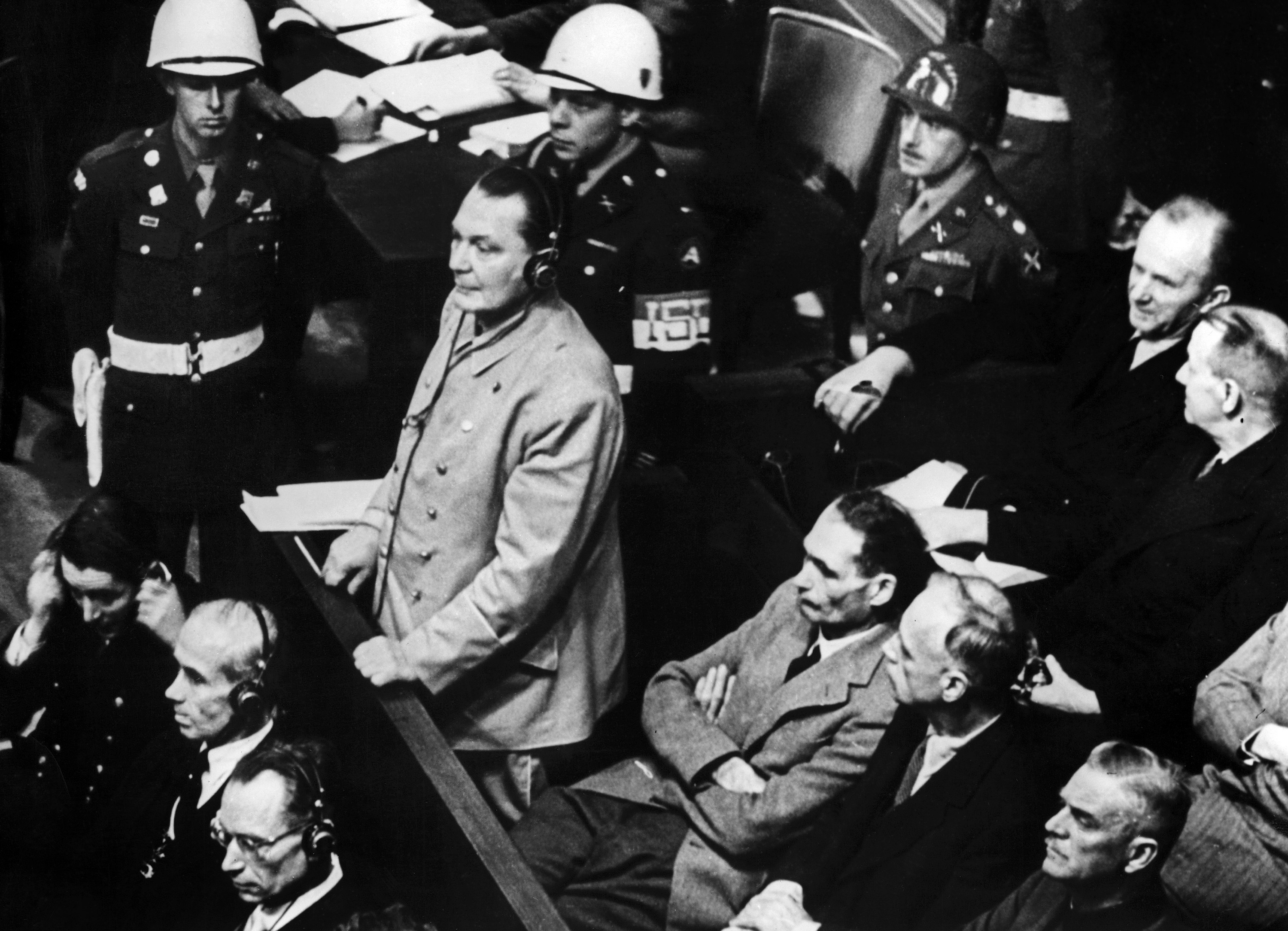 a history of the nuremberg trials The guardian - back to home i t was called the biggest murder trial in history as the last surviving prosecutor of the nuremberg trials.