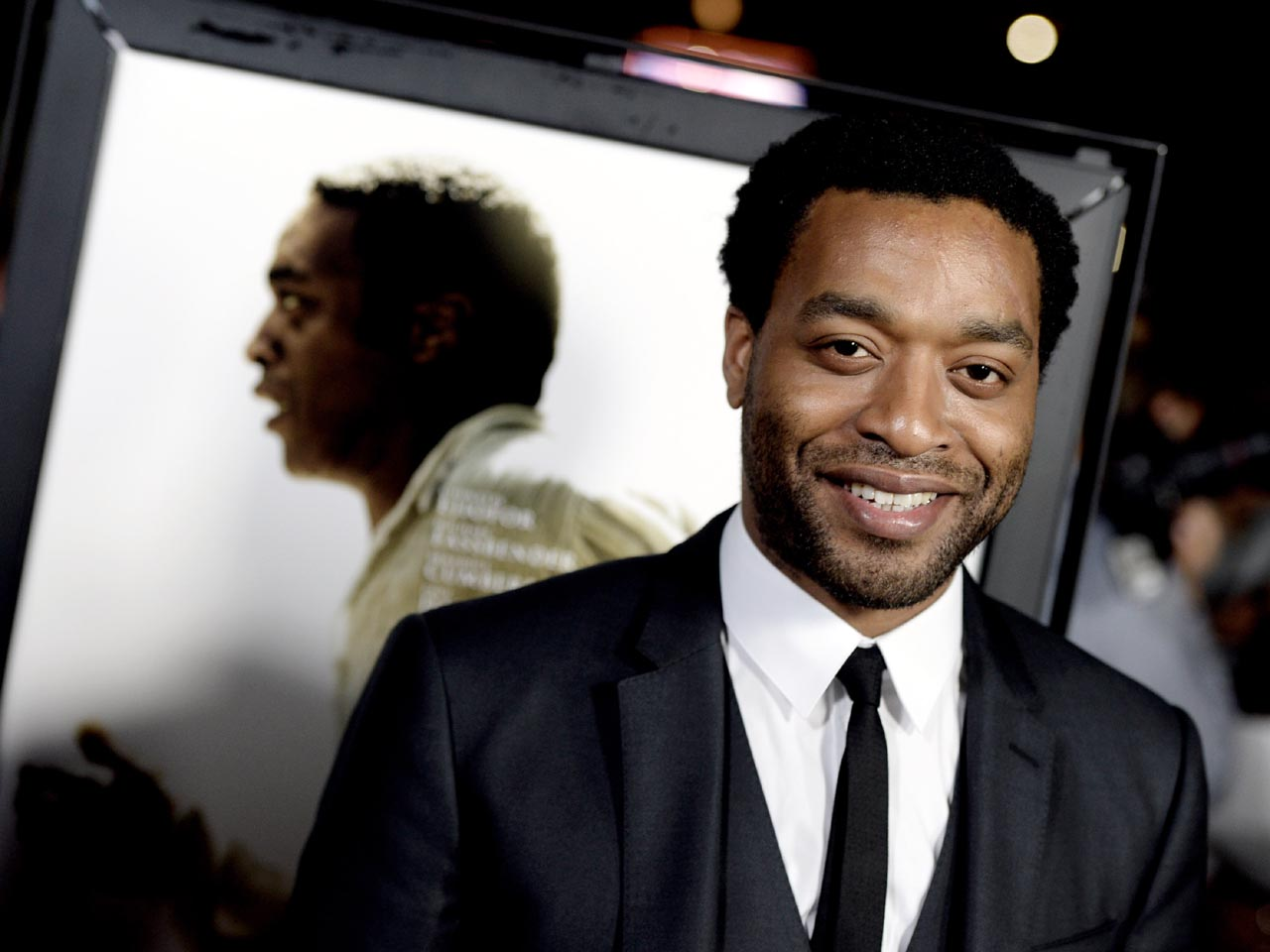 chiwetel ejiofor scars on face