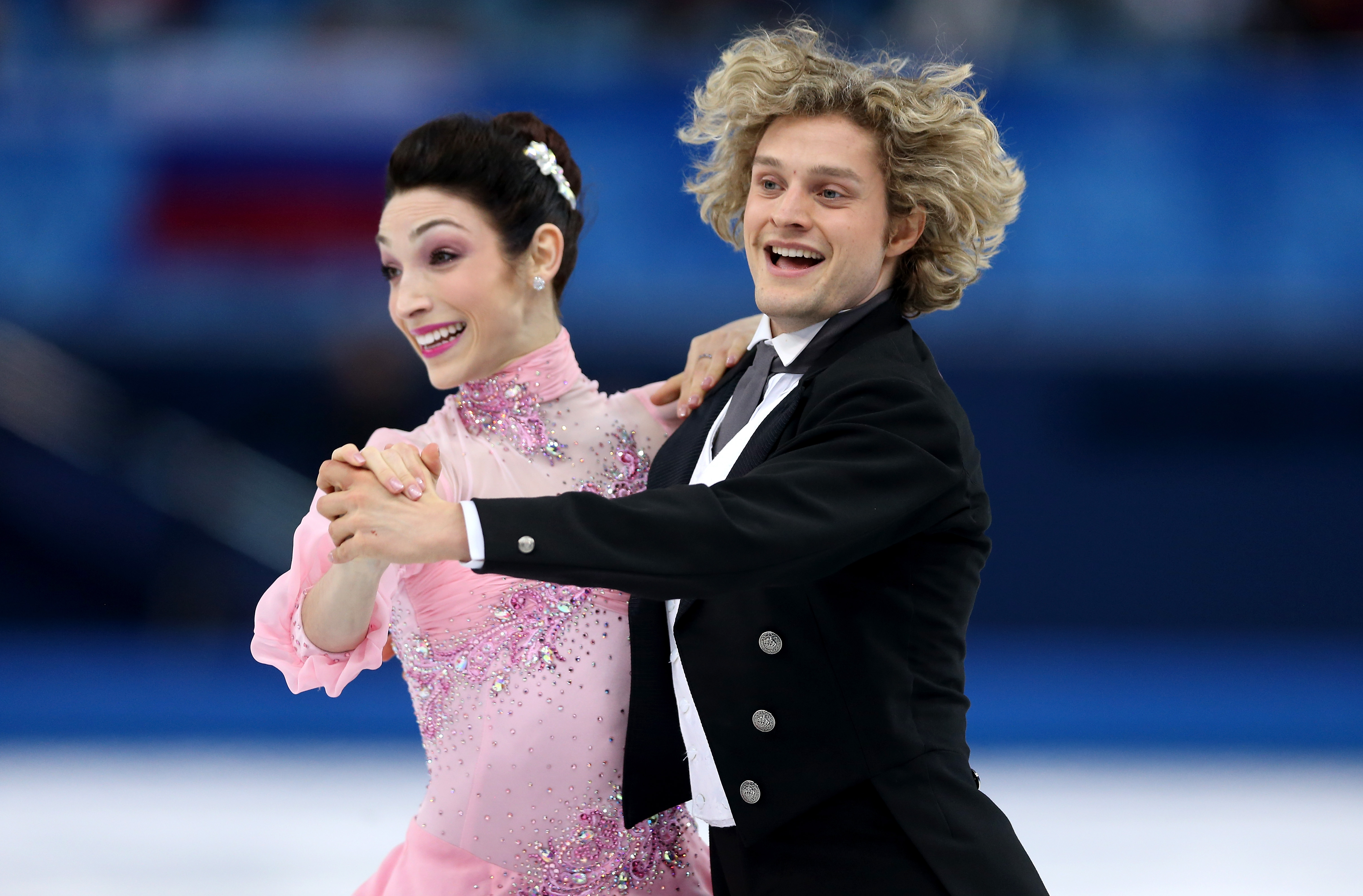 meryl and charlie ice dancers are they dating or not