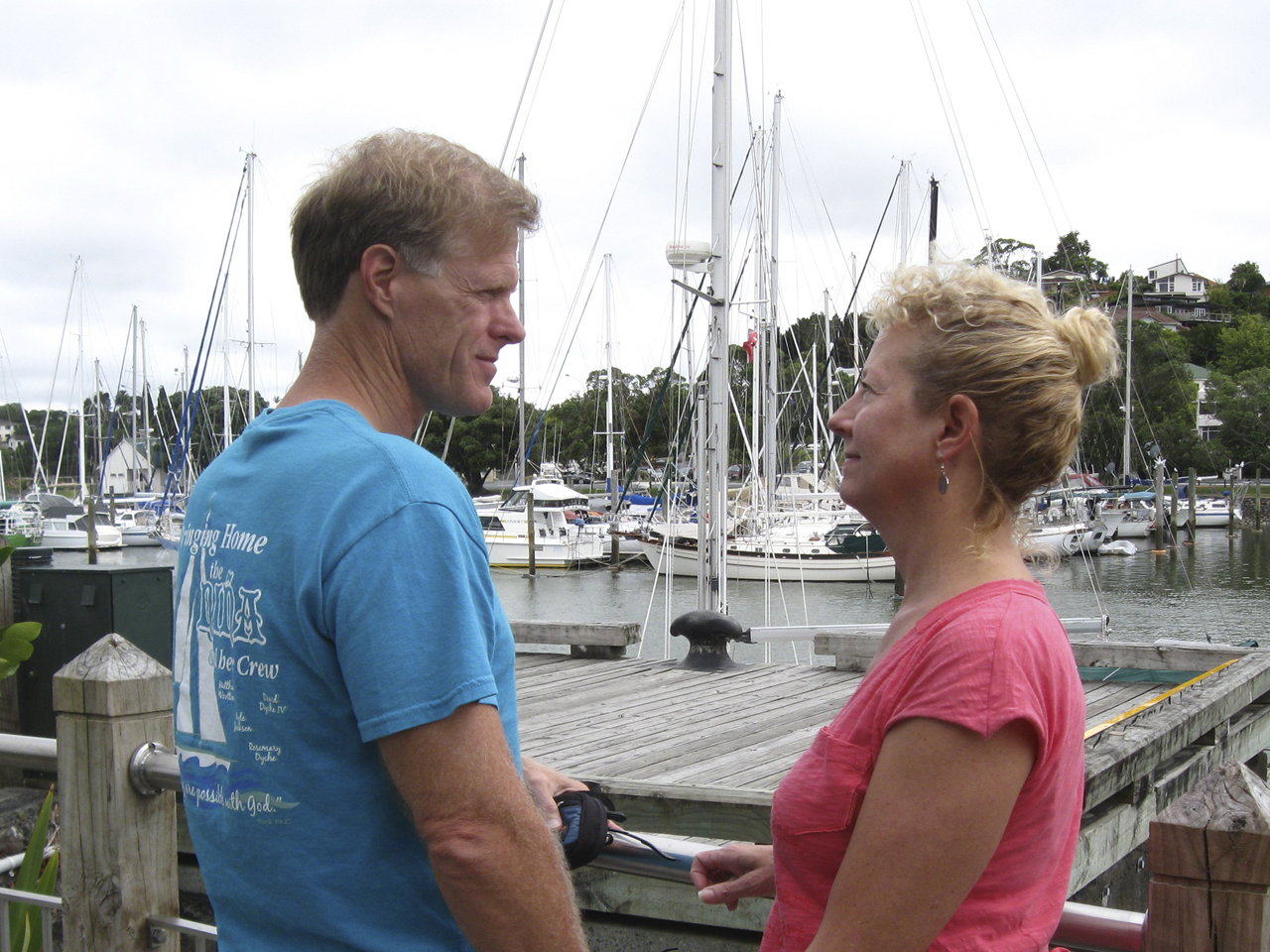 U S Couple Keep Up Search For Daughter Lost In Pacific