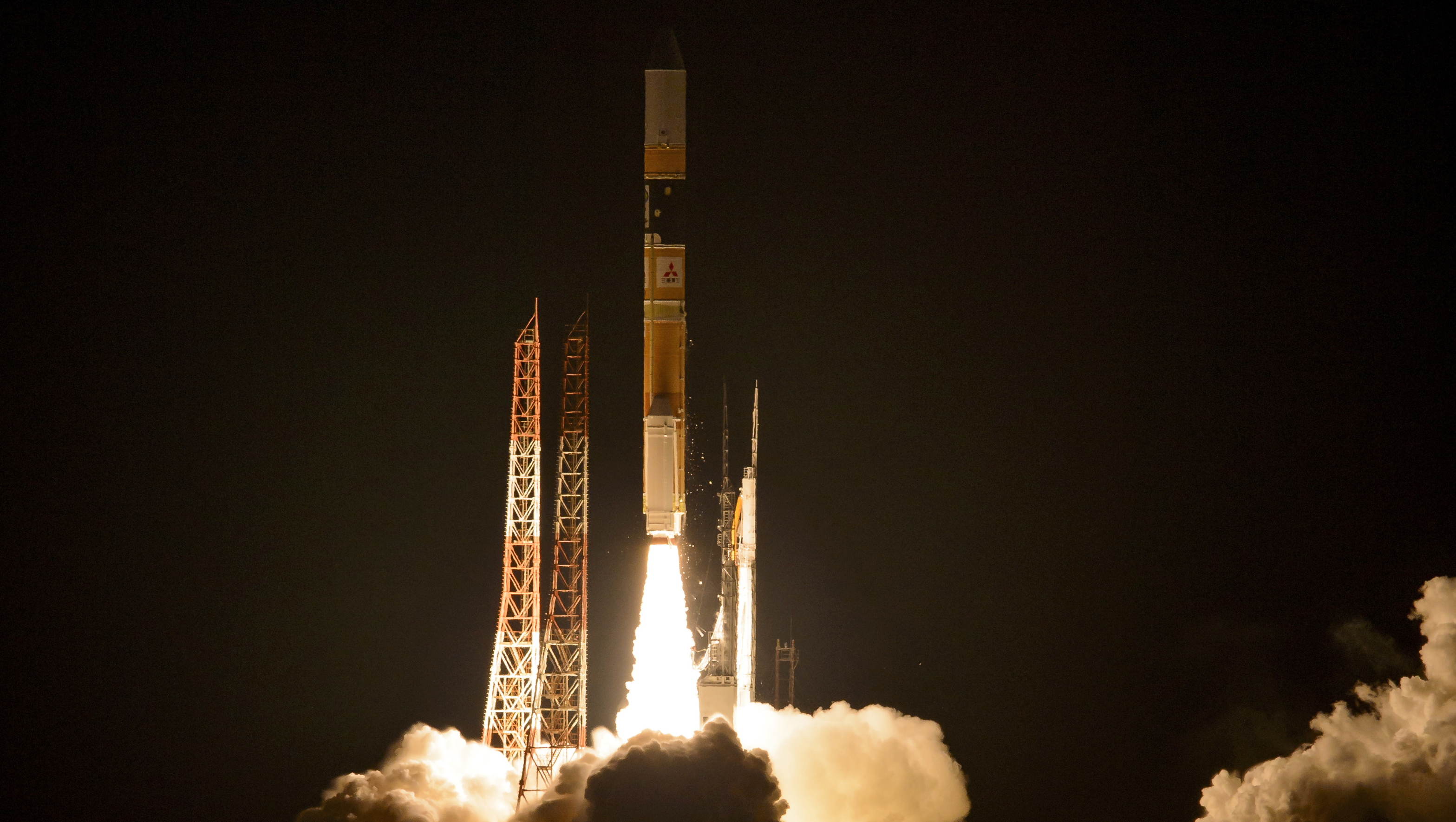 NASA and Japan's JAXA space agency launch rocket carrying ...