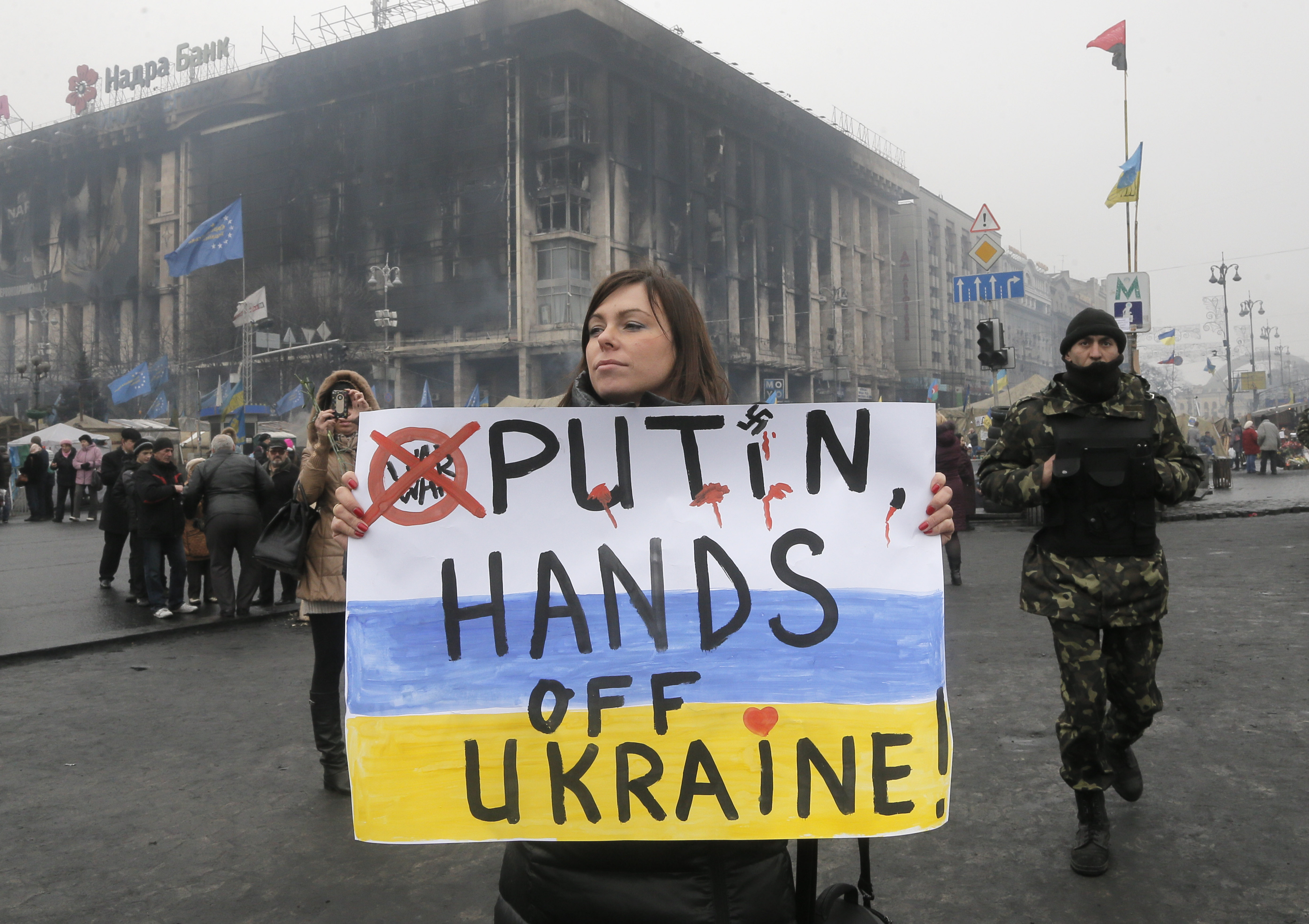 Russian Ukrainian And 19