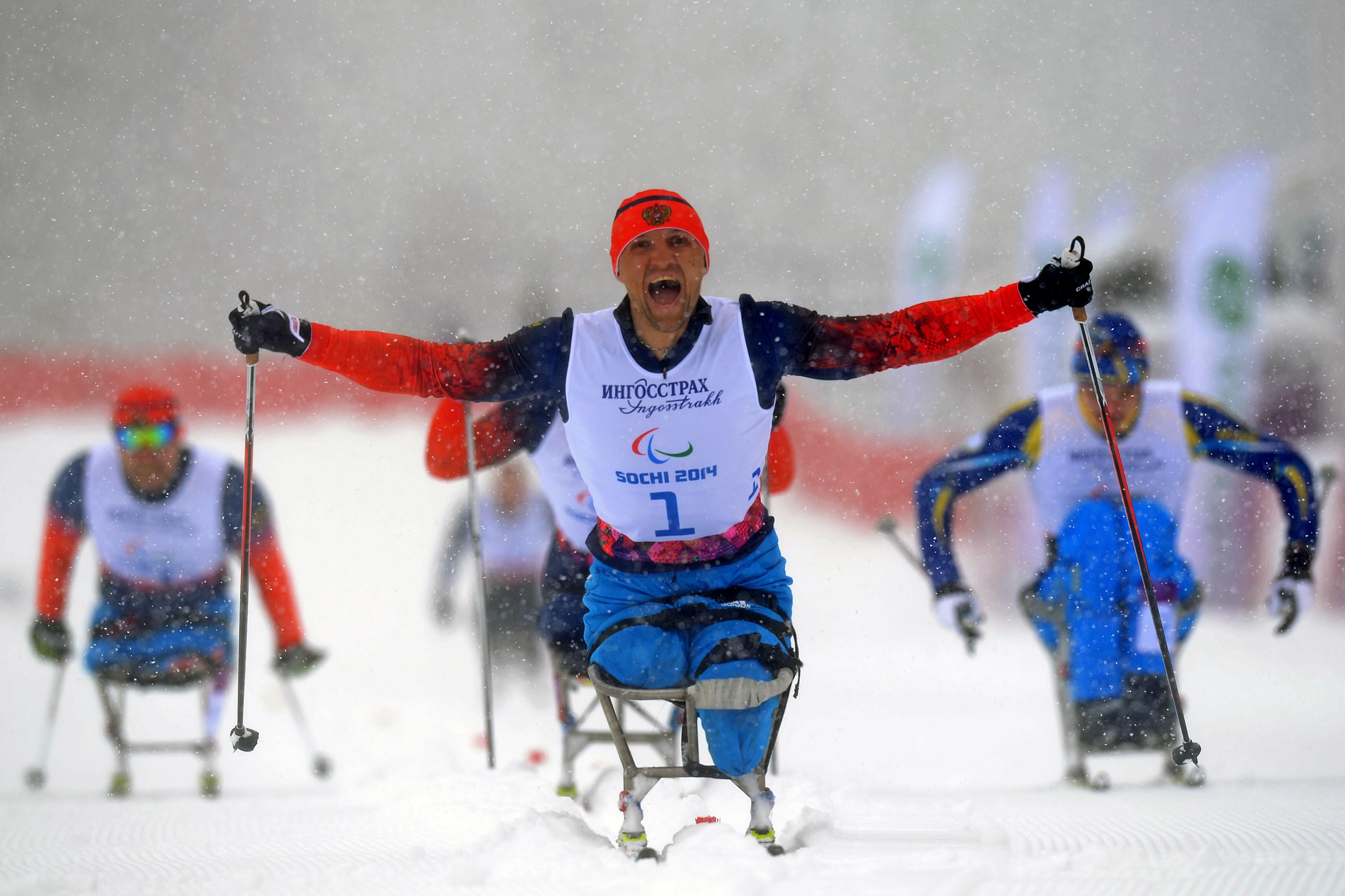 meet the paralympics in sochi