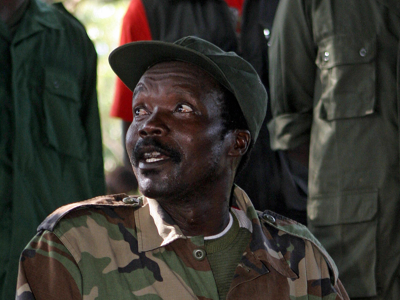 joseph kony Shannon sedgwick davis, a lawyer and activist from san antonio, has played a unique role in the long war against joseph kony.
