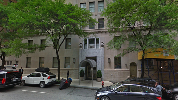 Debt saddled france to sell 48 million park avenue for Richest apartments in nyc