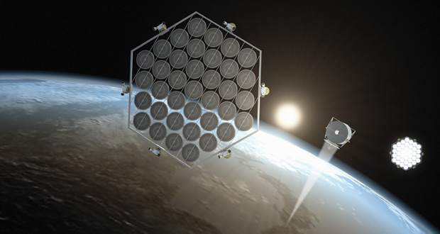 Japanese Space Agency Hopes To Harness Solar Power In 25