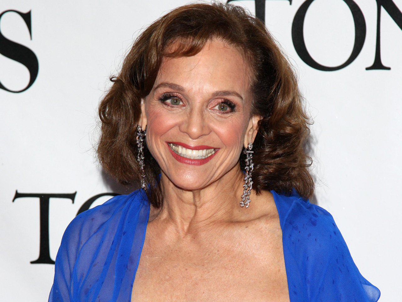 Valerie Harper - Lung cancer - Celebrities with chronic ...