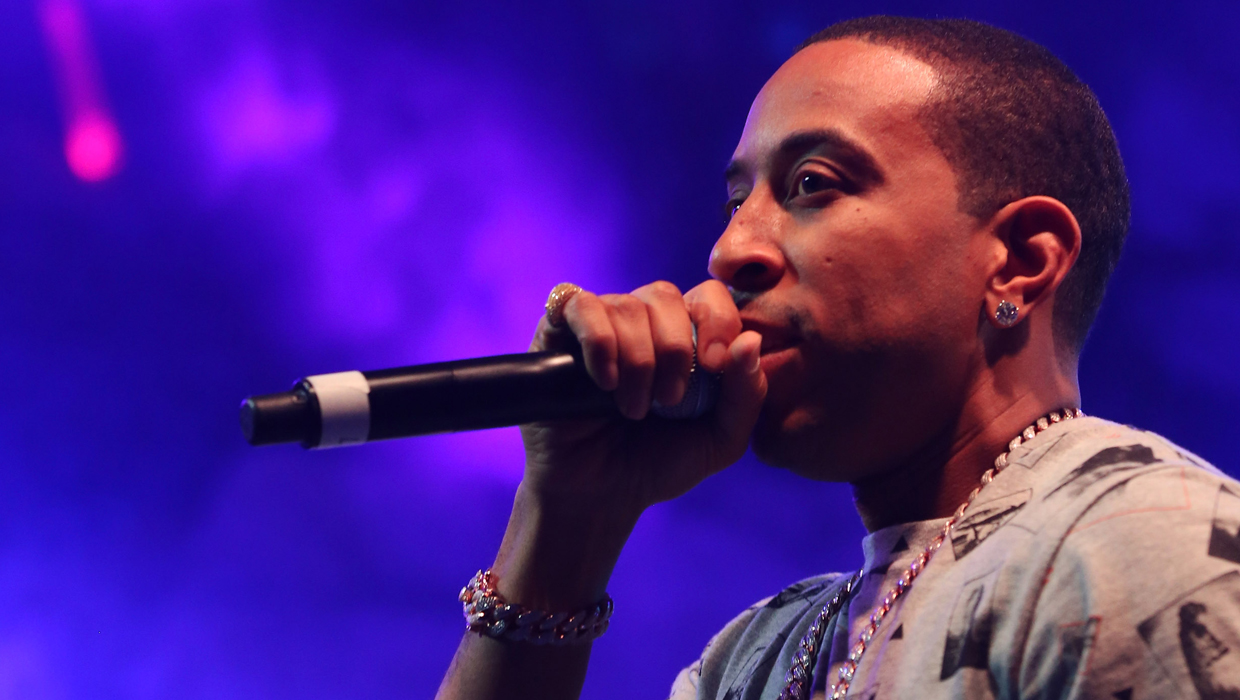 Ludacris And Fiancee Eudoxie Are Now Married Cbs News