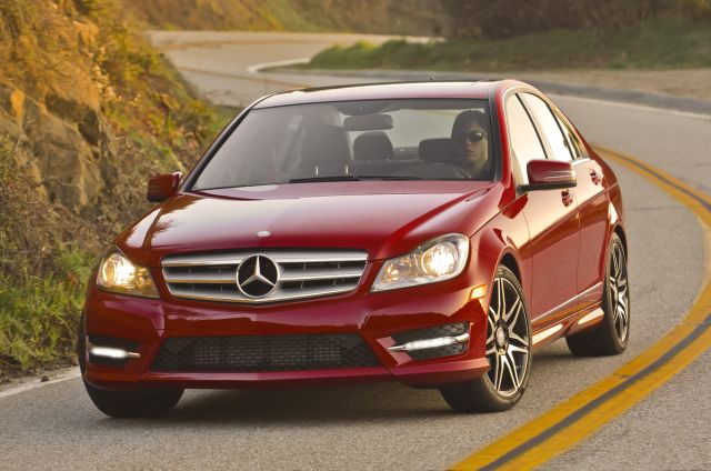 Thinking of buying your first luxury car cbs news for Cost of oil change for mercedes benz c250