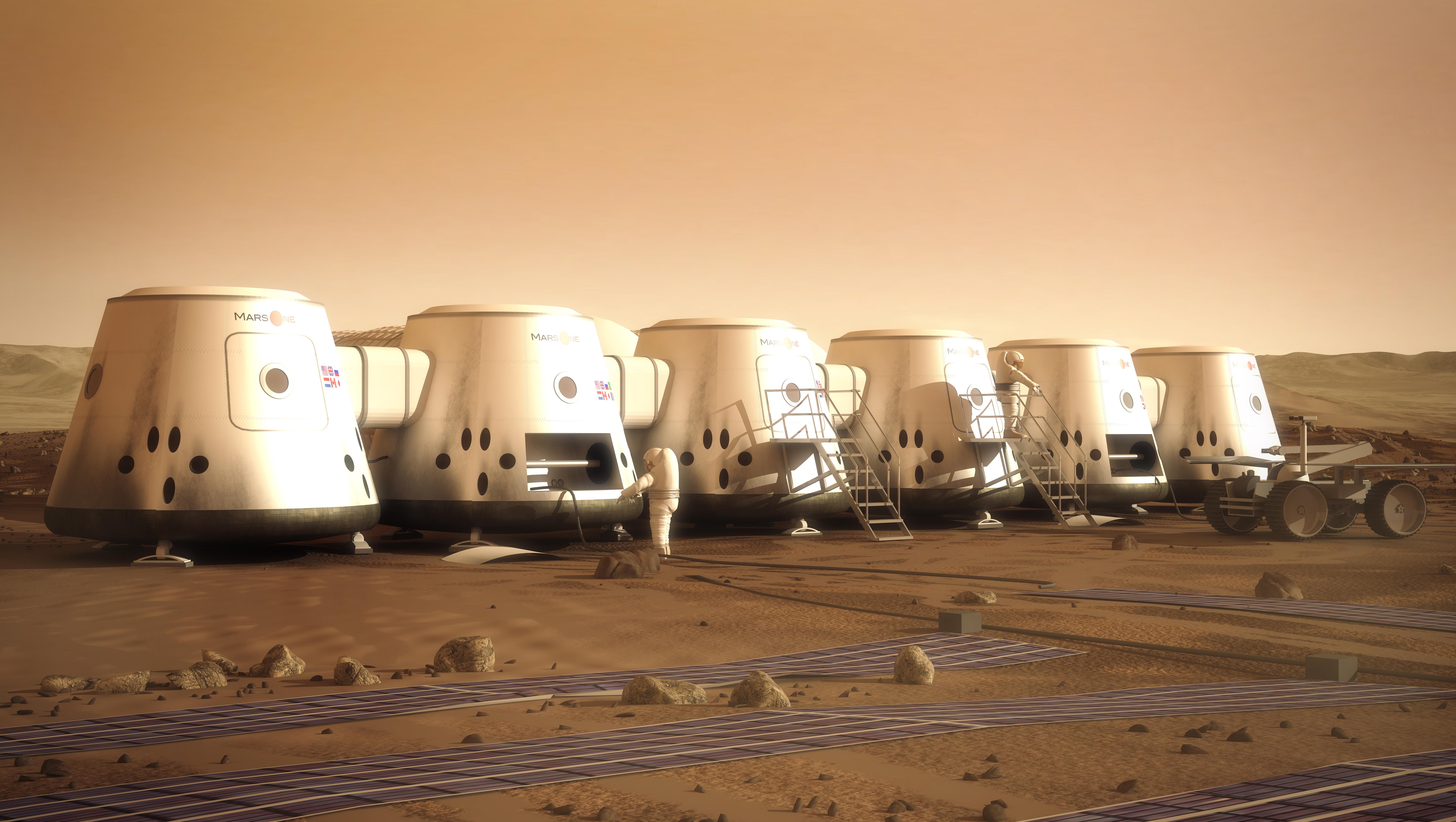 Mars One  Wikipedia la enciclopedia libre
