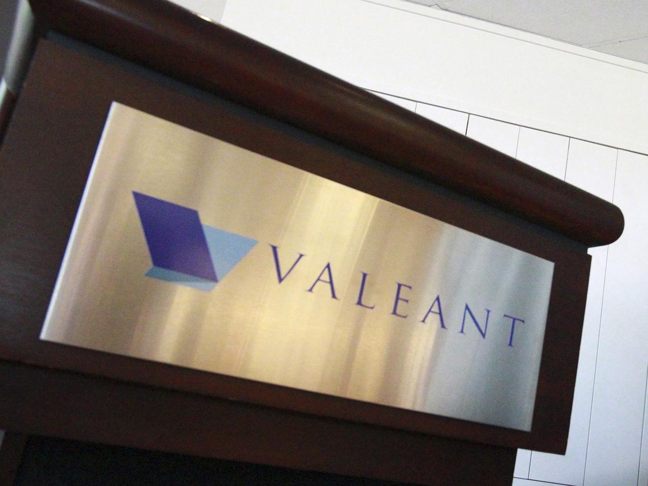 "Valeant CEO admits ""regret"" over drug price hikes - CBS News"
