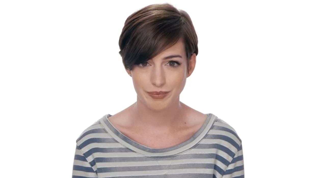 hathaway single girls Get the hottest celebrity gossip, showbiz news and celebrity photos at cosmopolitancouk read the latest news that single girl anne hathaway splits from her long term boyfriend after another scandal emerges.