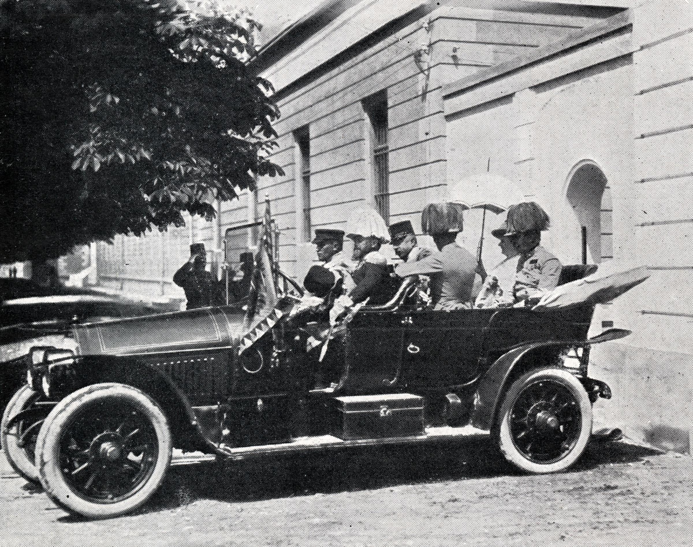 Franz Ferdinand S Car