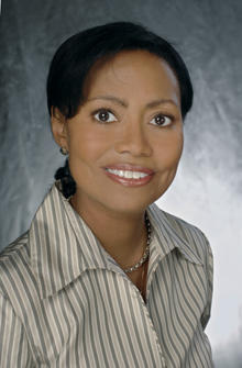 Crystal Johns, Director of Talent Development and Diversity
