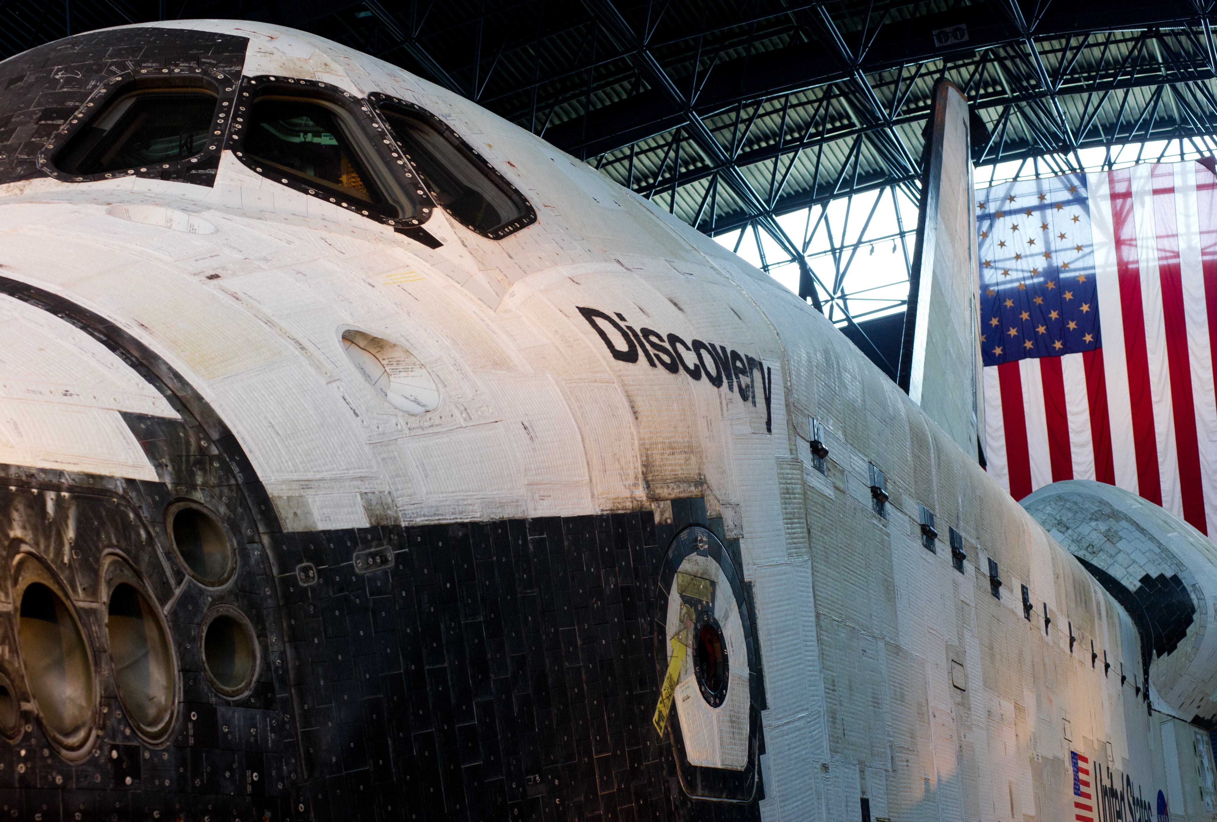 what was the space shuttle discovery named after - photo #44