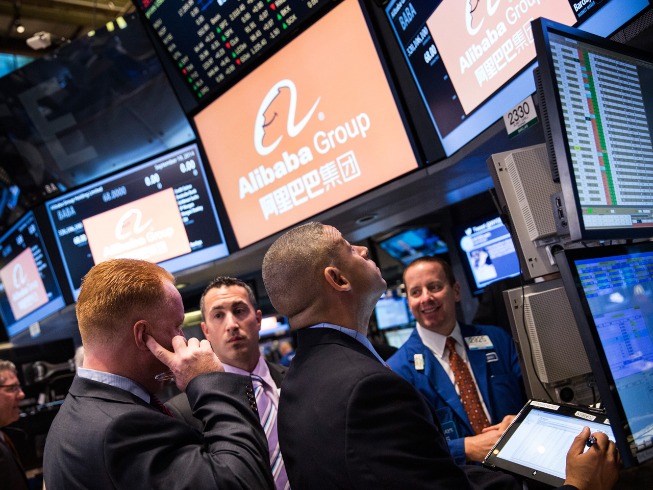Alibaba ipo date in Melbourne