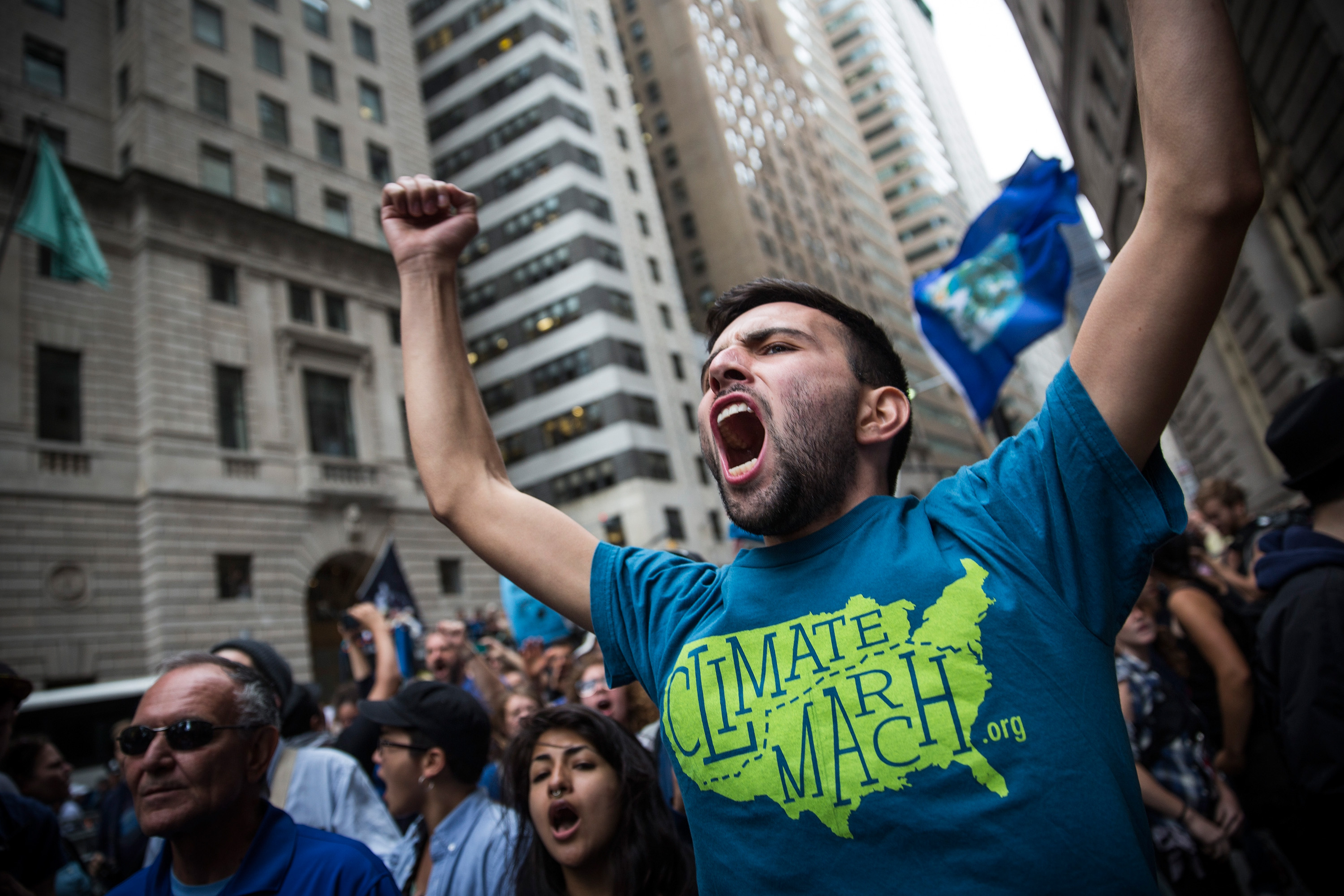 Image result for environmentalist protest