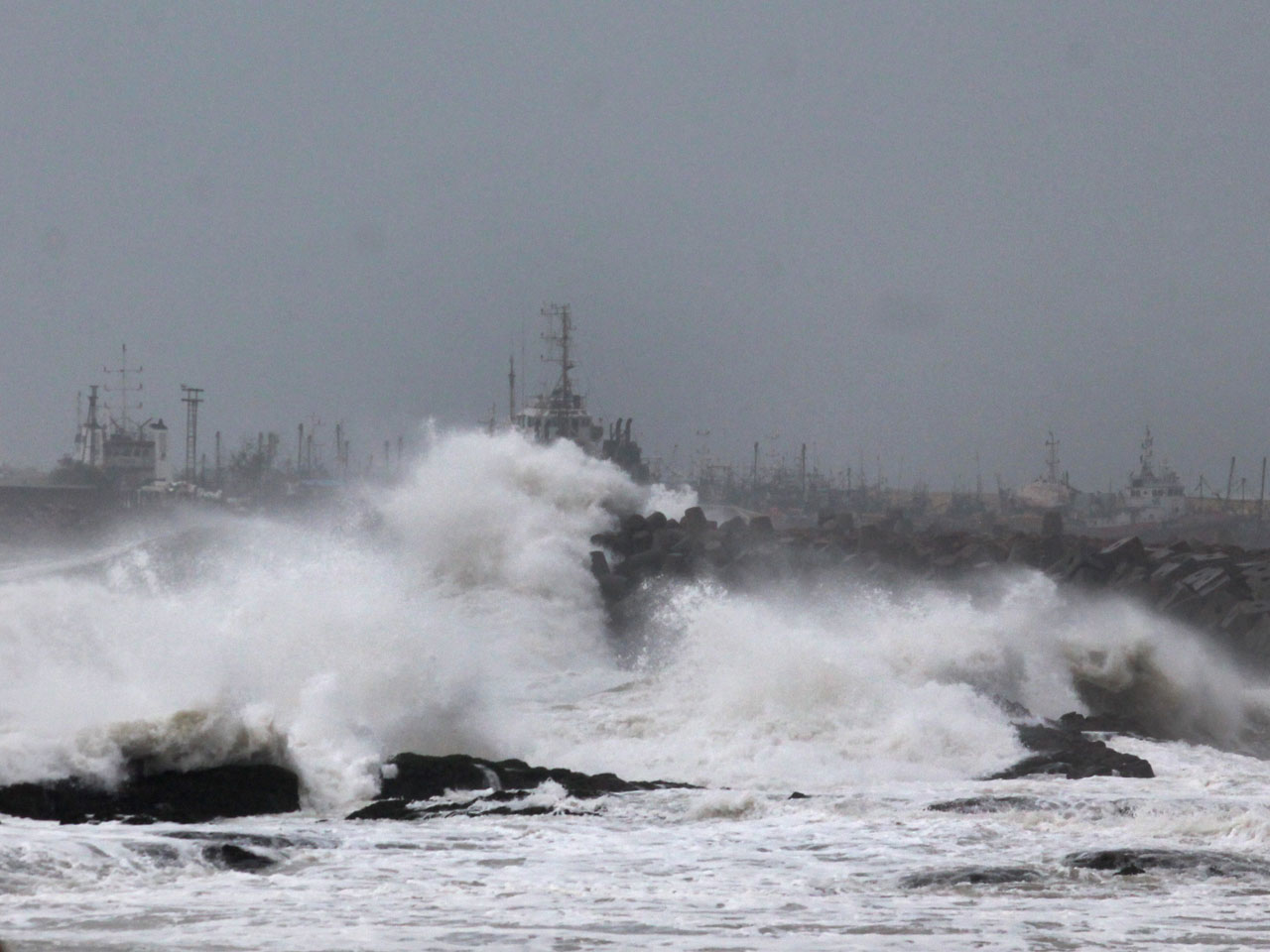 massive storms slam millions in india and japan cbs news
