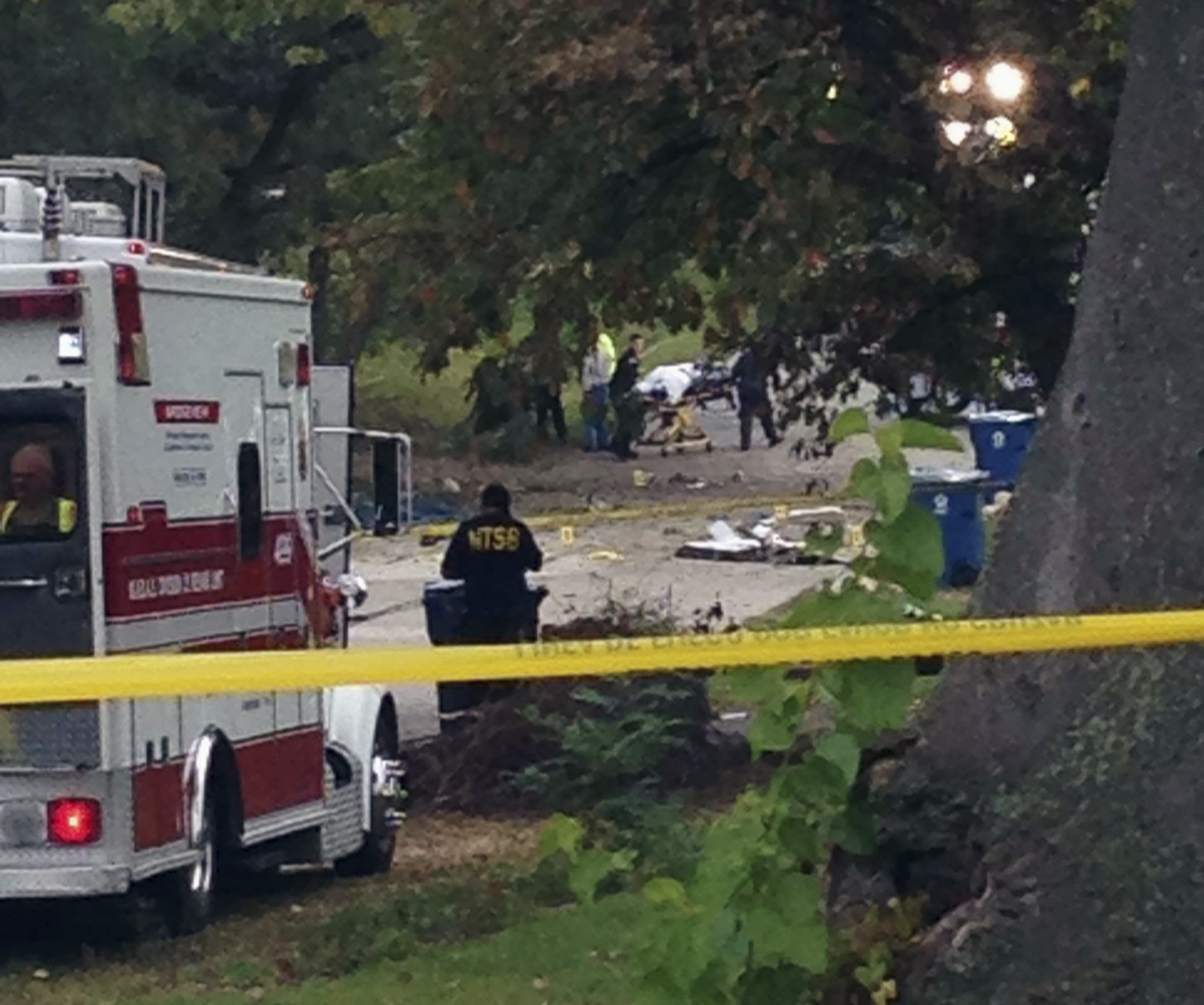 Did Pilot Try To Save Lives In Deadly Illinois Plane Crash