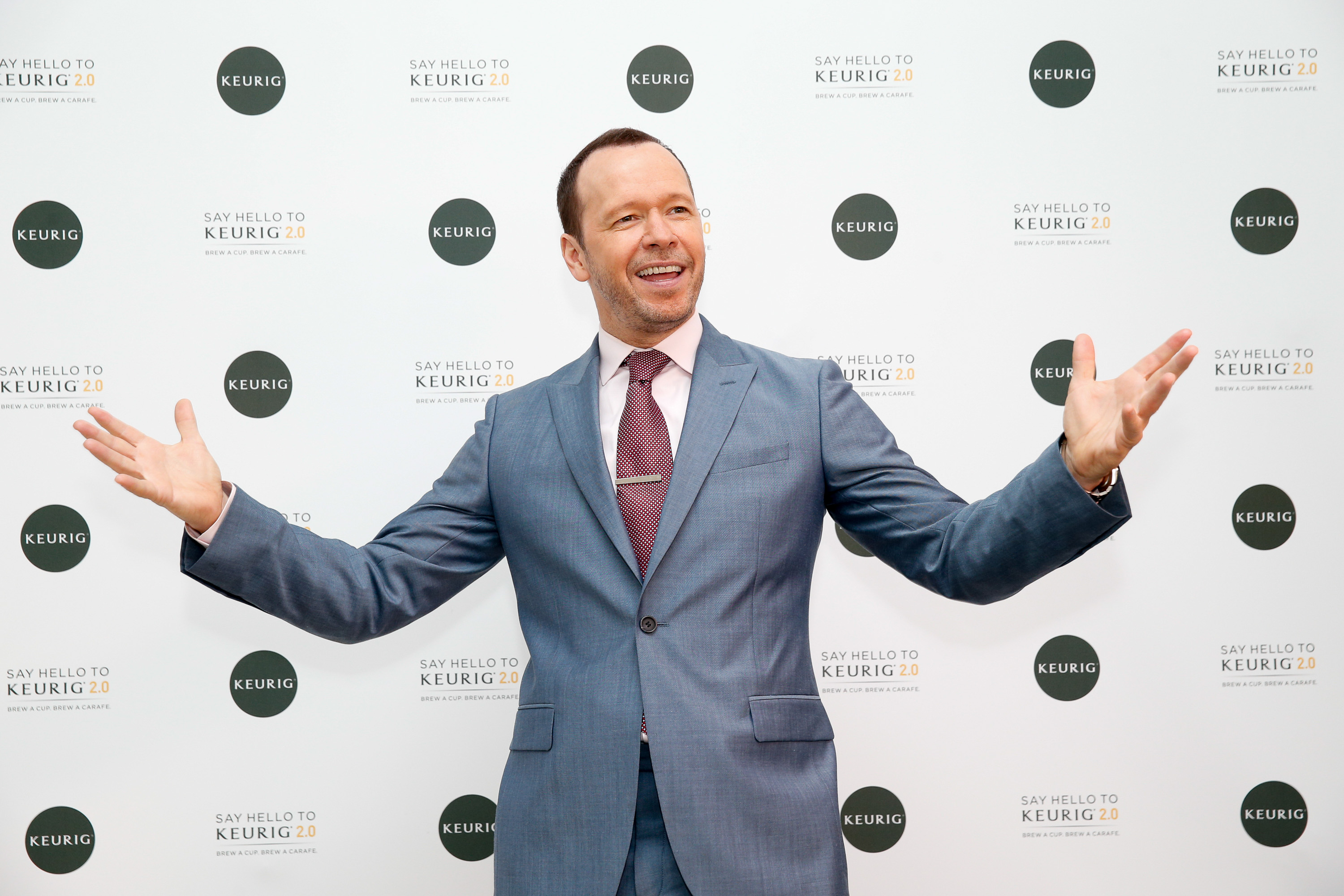 Donnie wahlberg expect a lot of fireworks on blue for What happened to danny s wife on blue bloods