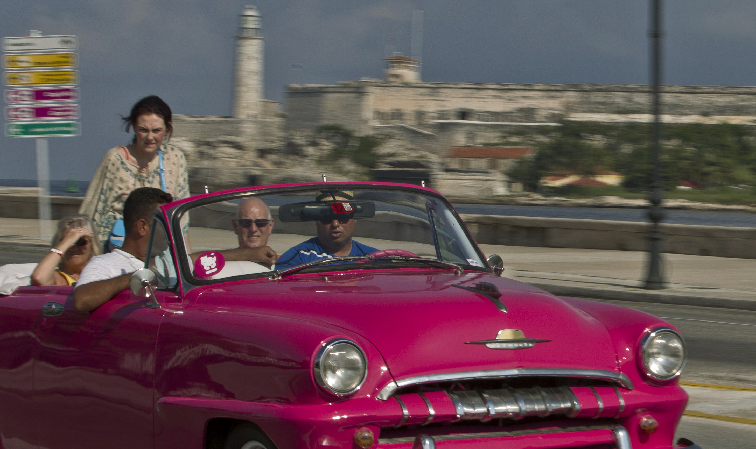Havana cuba 39 s classic cars pictures cbs news for American classic automotive