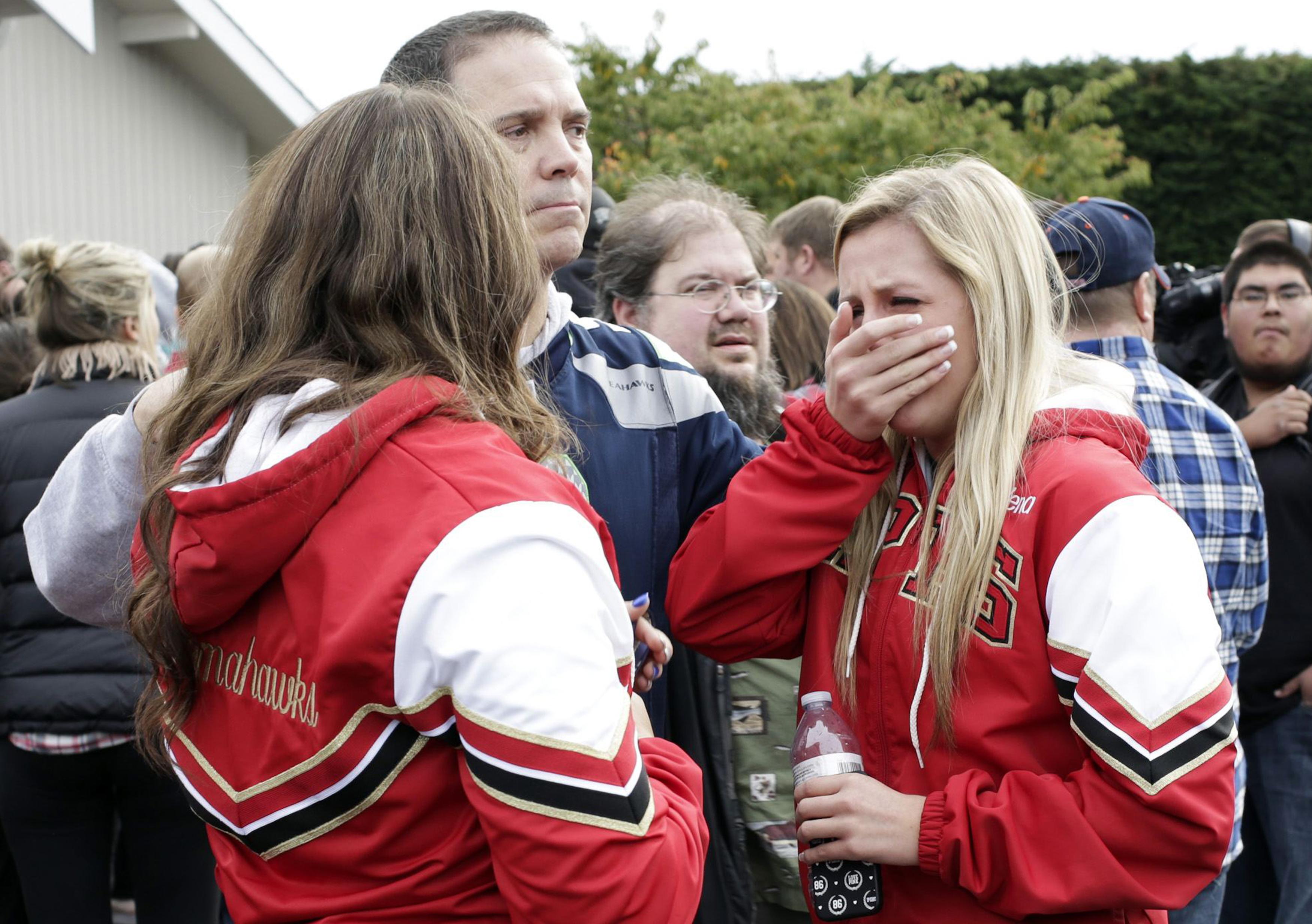 Maryville High School Shooting