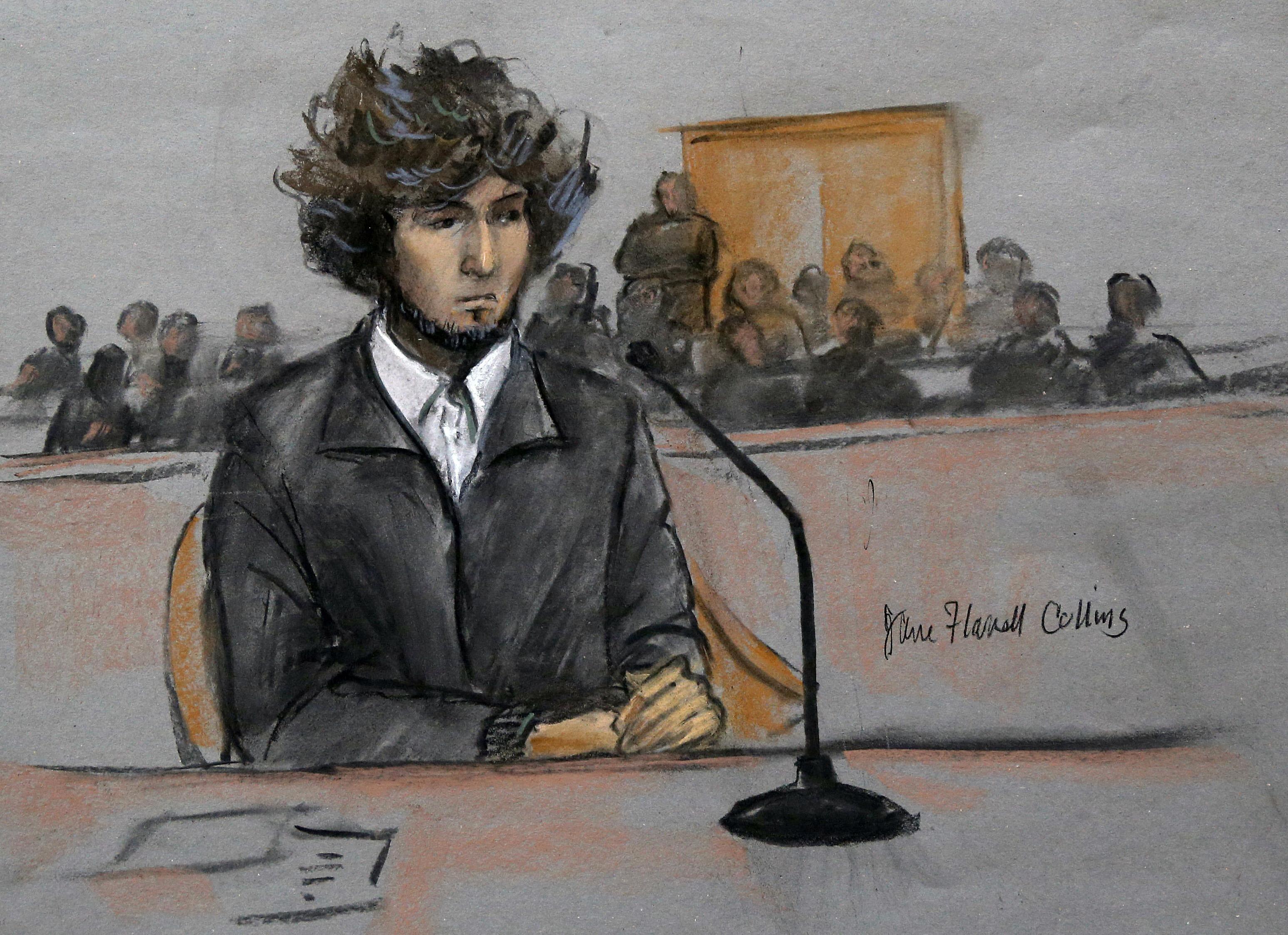 Marathon Attack Suspect Tsarnaevap
