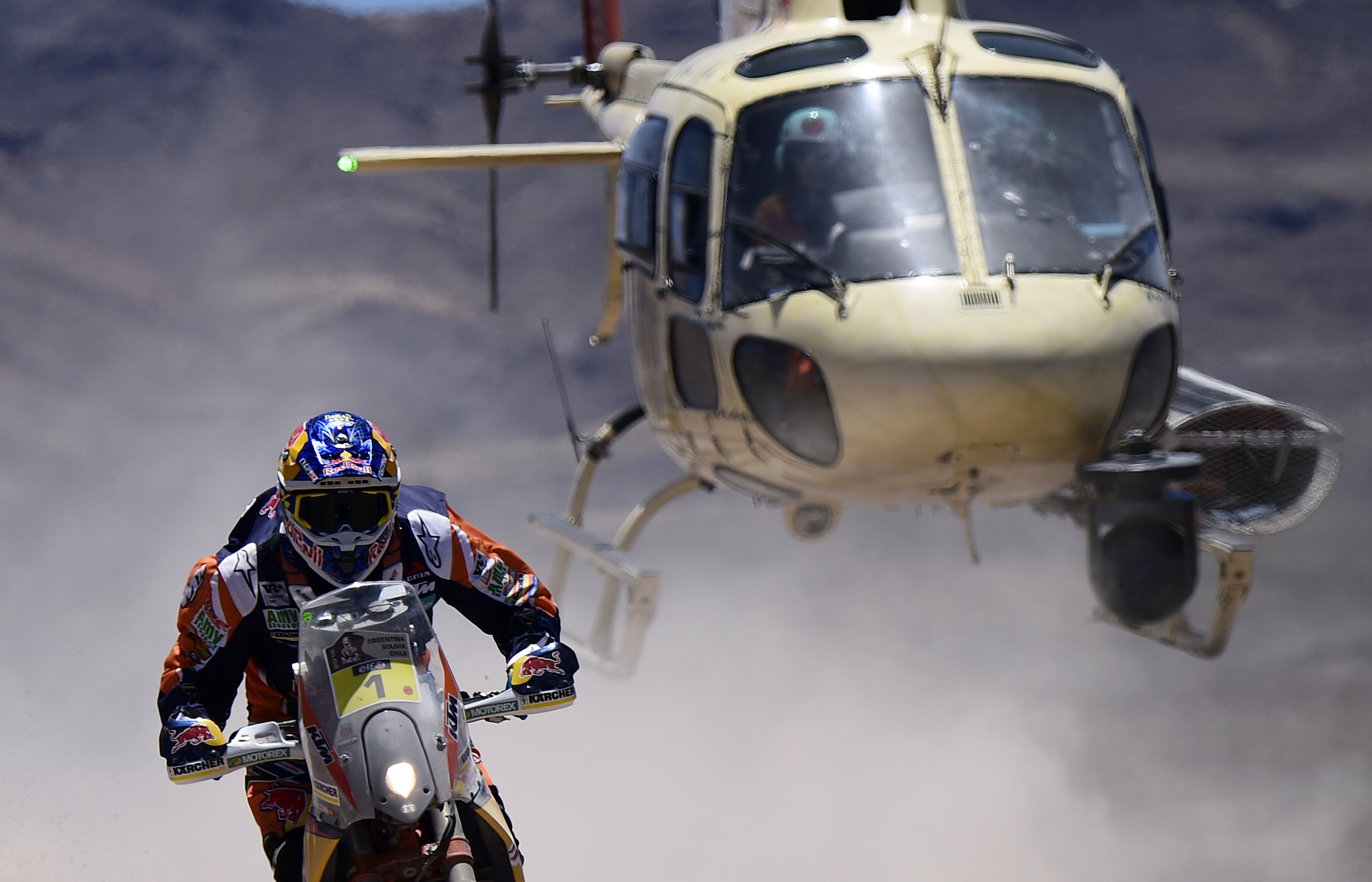 Stage seven - 2015 Dakar Rally - Pictures