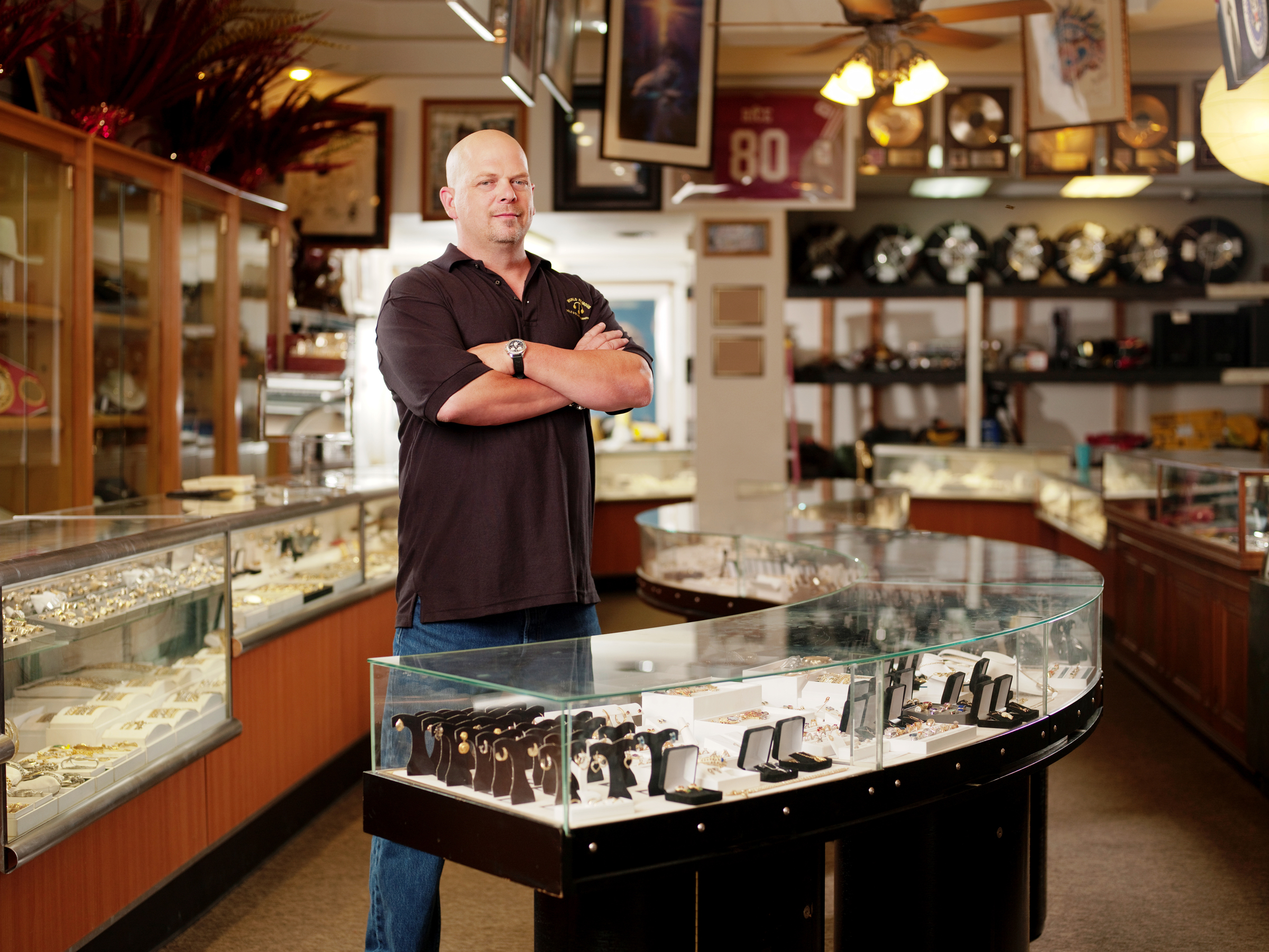 Rick Harrison How Much Longer I Plan To Do Pawn Stars