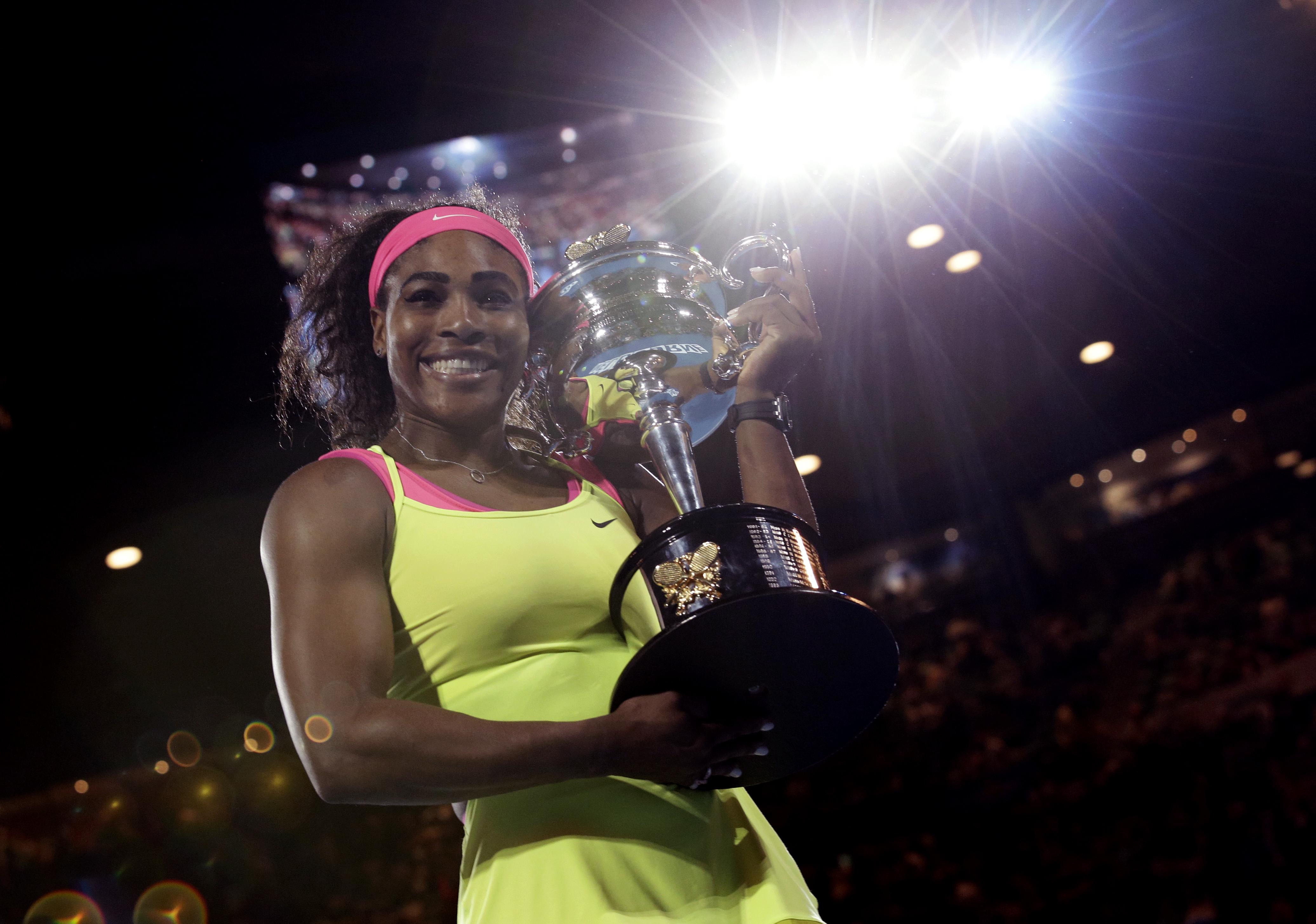 Serena Williams Wins 19th Grand Slam Title Cbs News