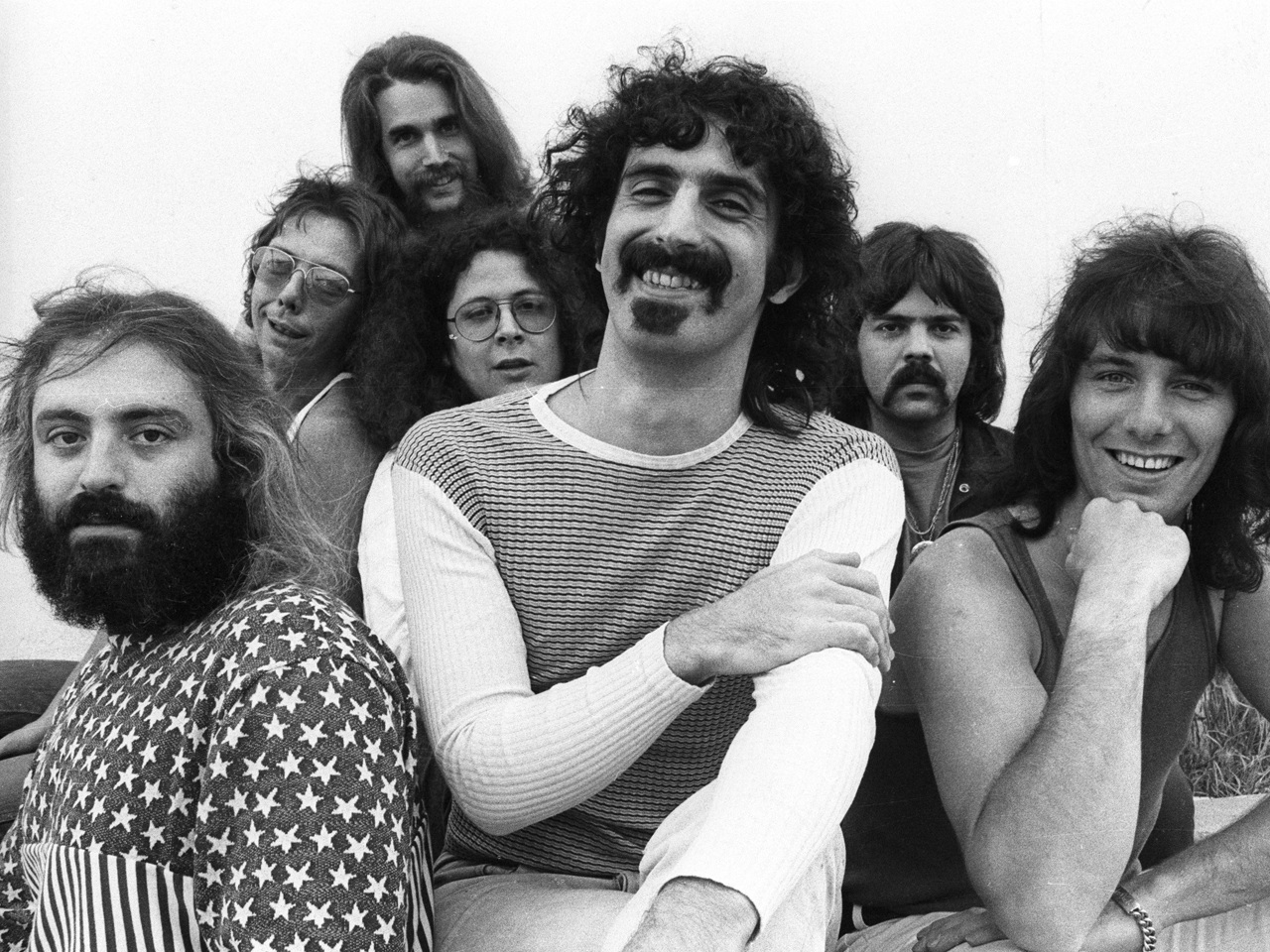 Mothers Of Invention Tears Began To Fall