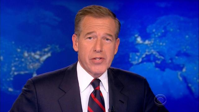 NBC News anchor Brian Williams suspended 6 months without ...