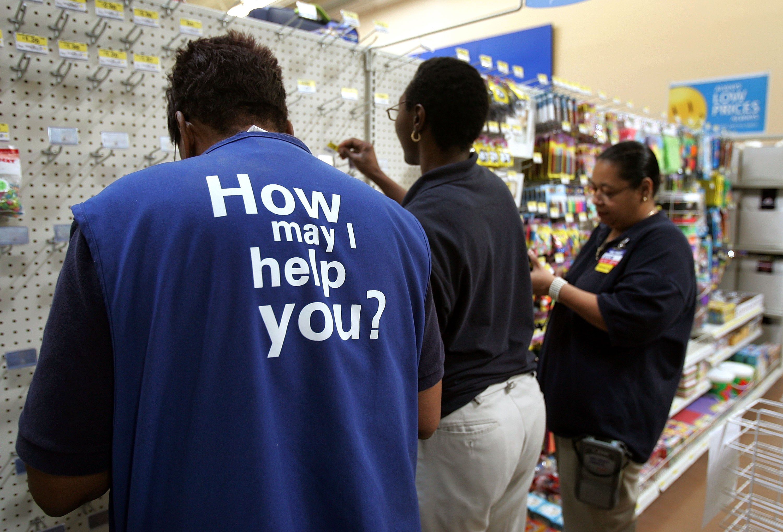 wal mart employee reward system When walmart, one of texas' largest private employers, dropped out of the state's  workers' compensation system, it was a heavy blow to  fifteen percent of texas  businesses with more than 500 employees do not carry state.