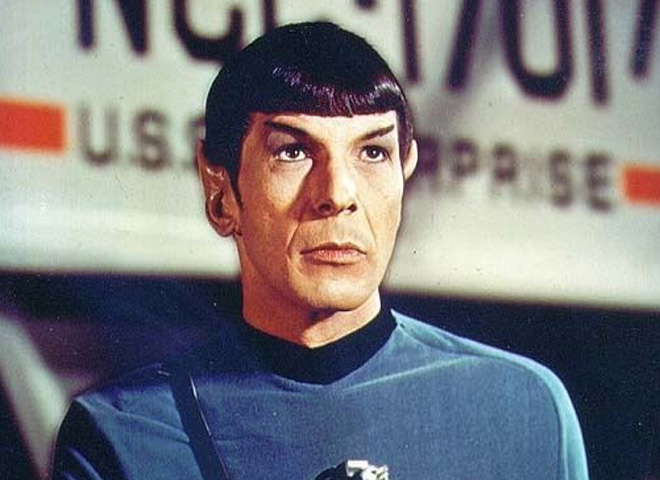 leonard nimoy in search of