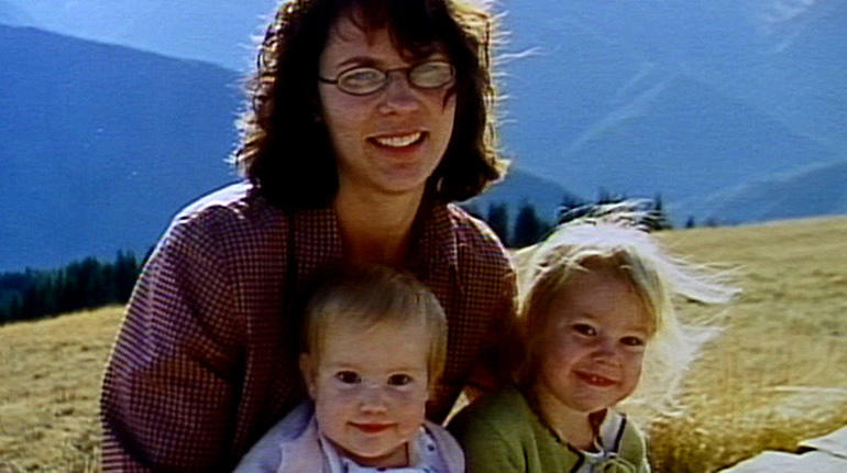MaryJane Long with Madison and Sadie